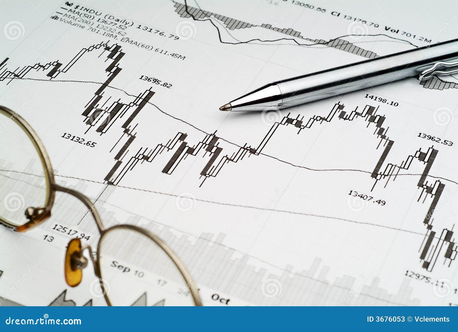 Download Analisi Del Mercato Azionario Immagine Stock - Immagine di vetri, mercato: 3676053