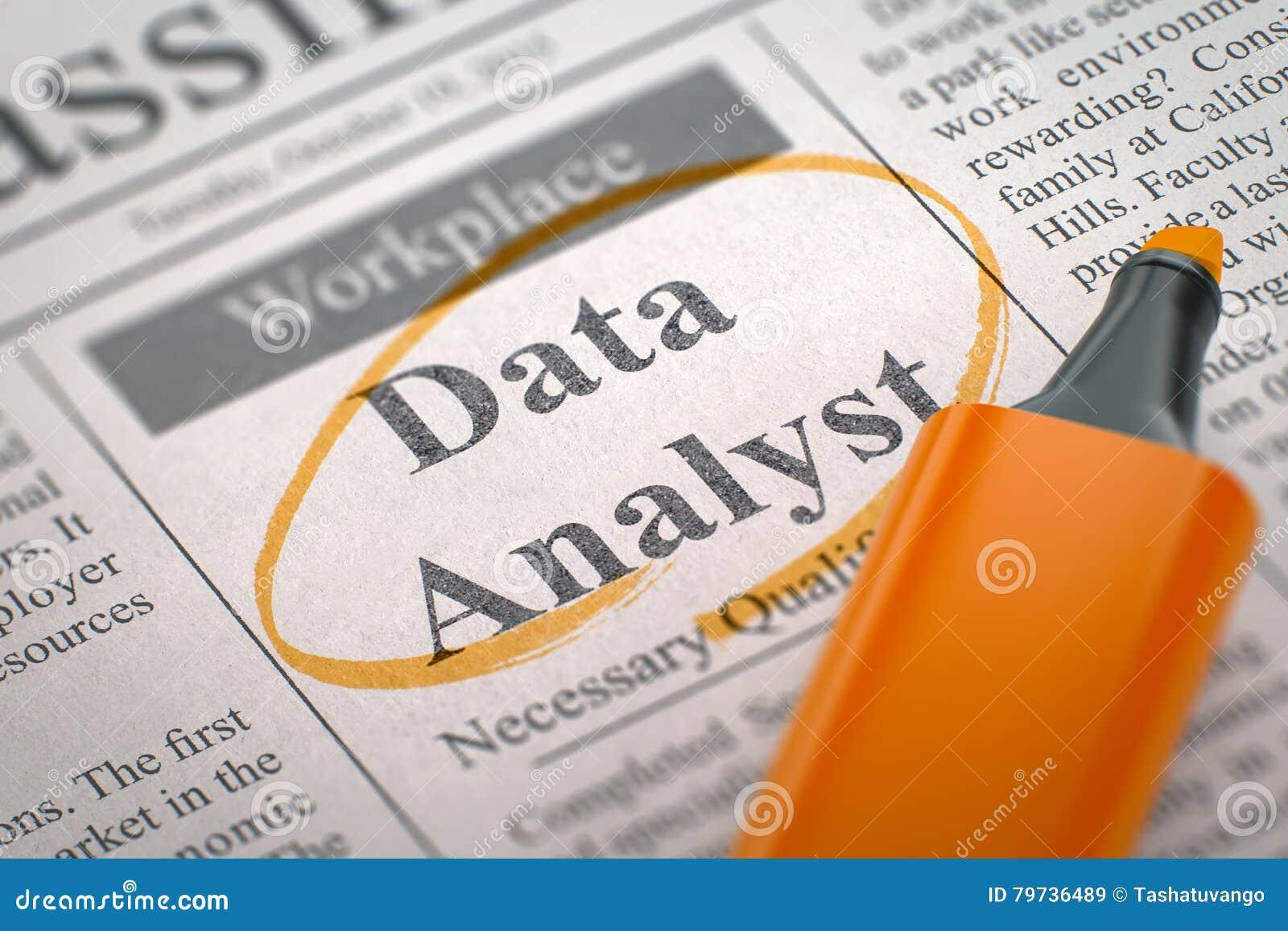 Analista Hiring Now dos dados 3d