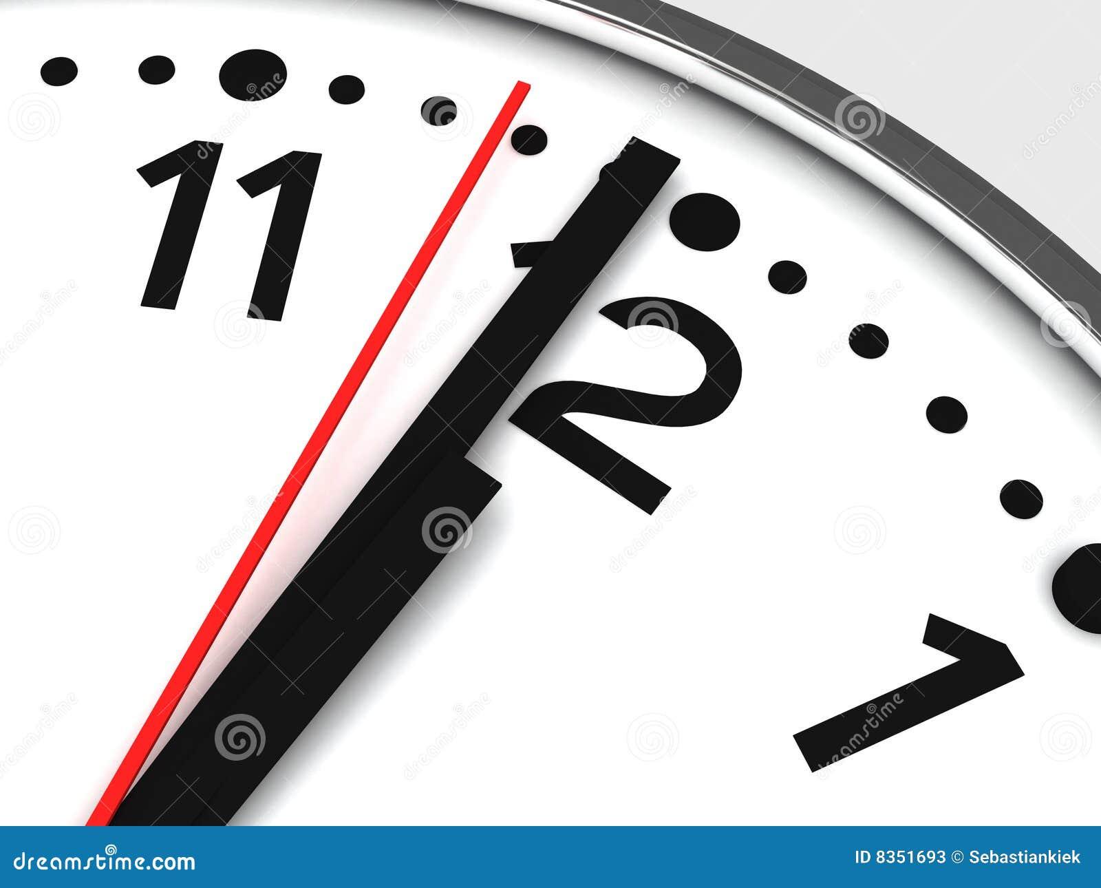 analog clock closeup stock photos image 8351693. Black Bedroom Furniture Sets. Home Design Ideas