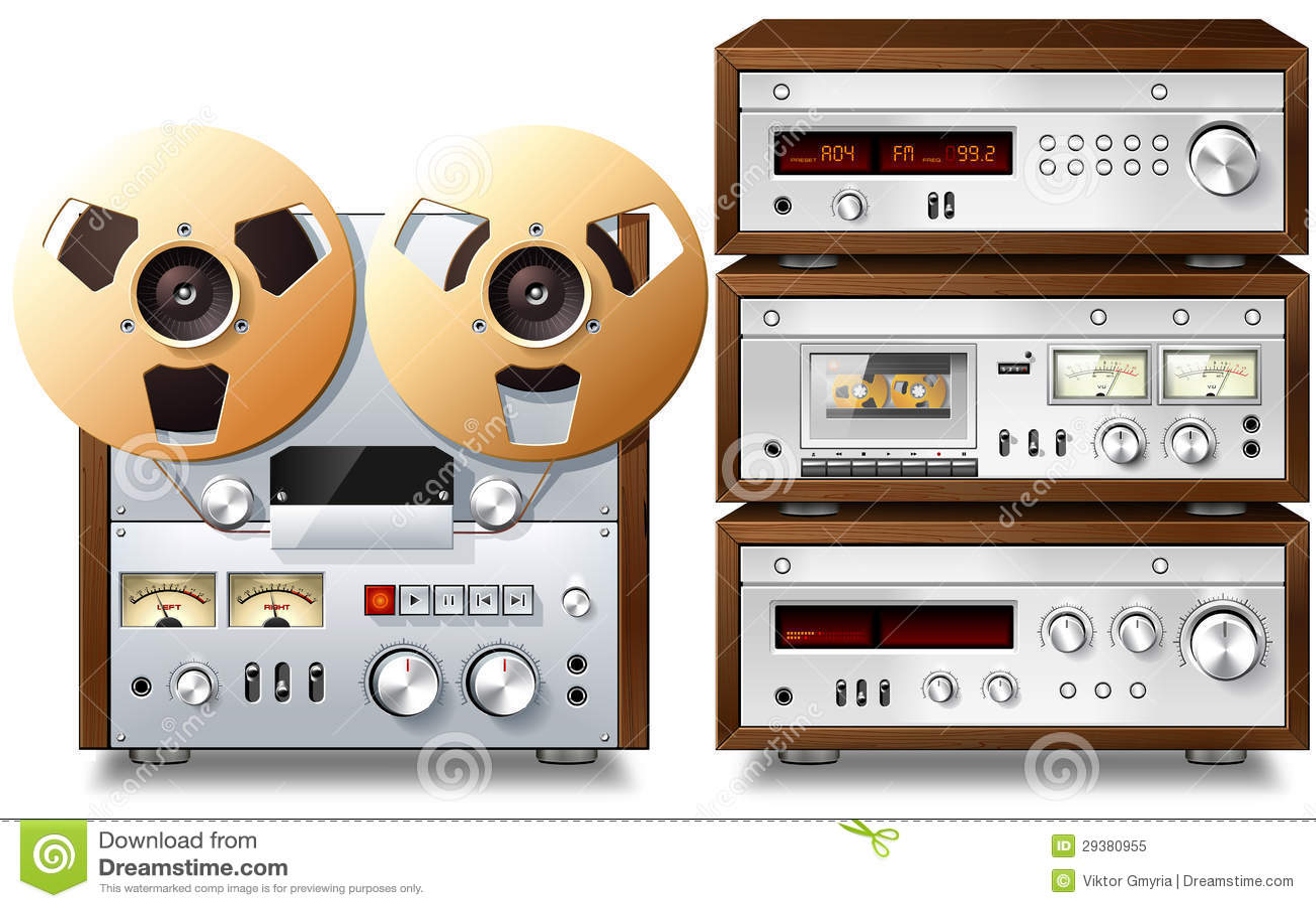 vintage stereo appraisal free