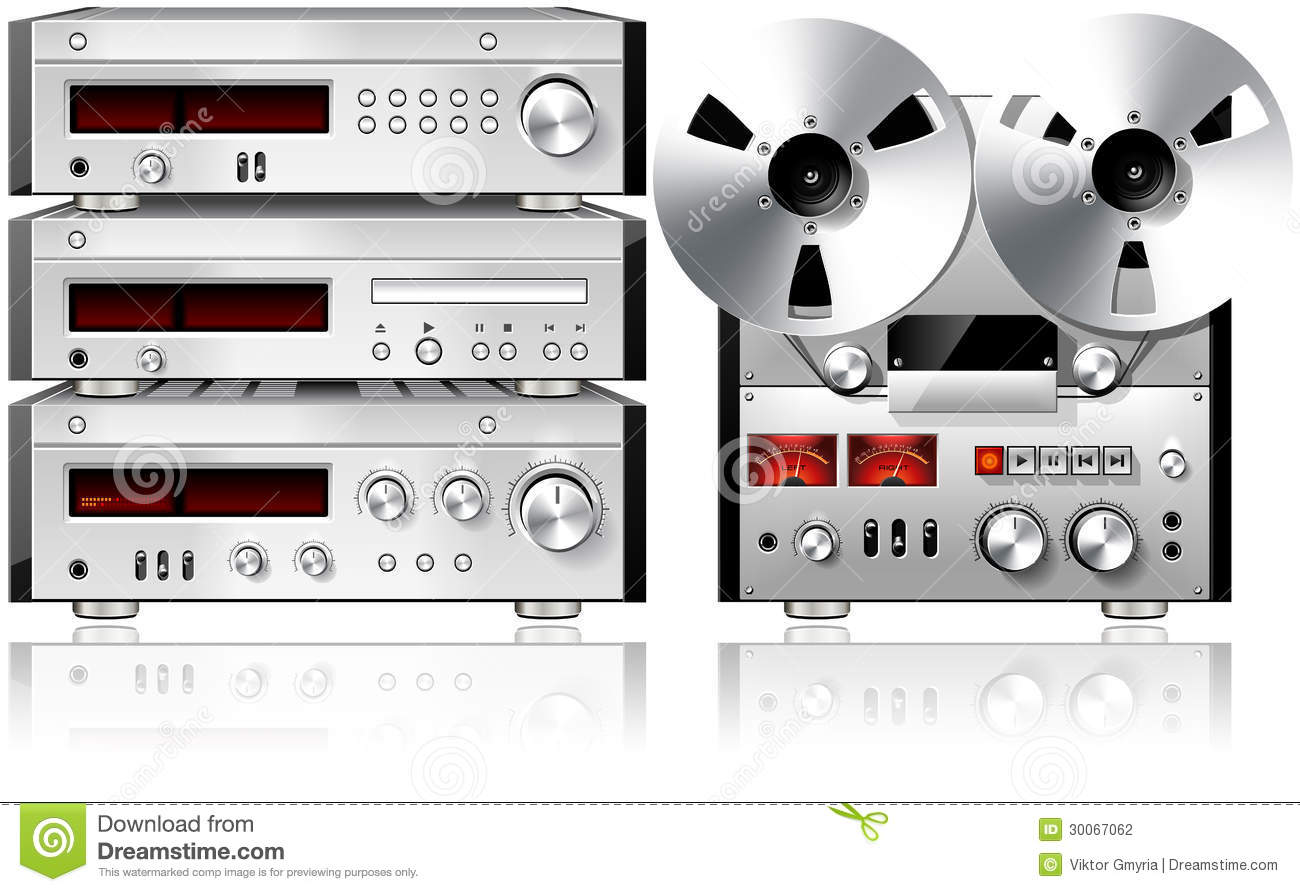Vintage Stereo Components 91