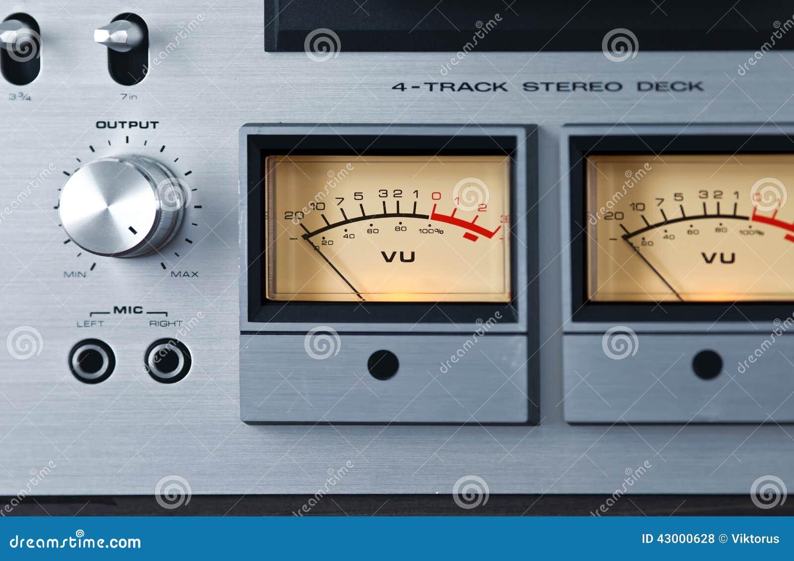 Analog Vu Meter : Analog vu meter bing images