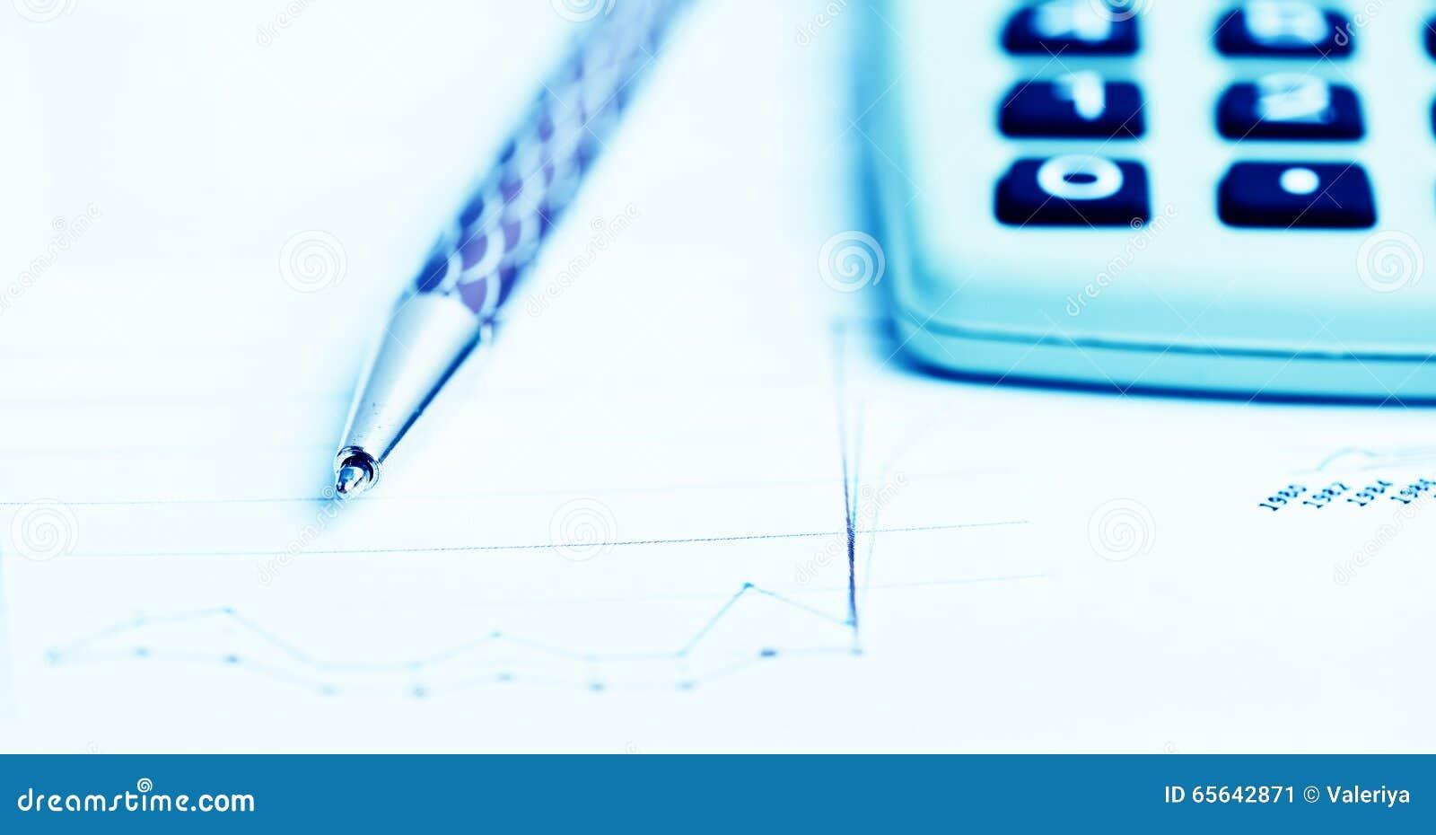 Analysant des données financières