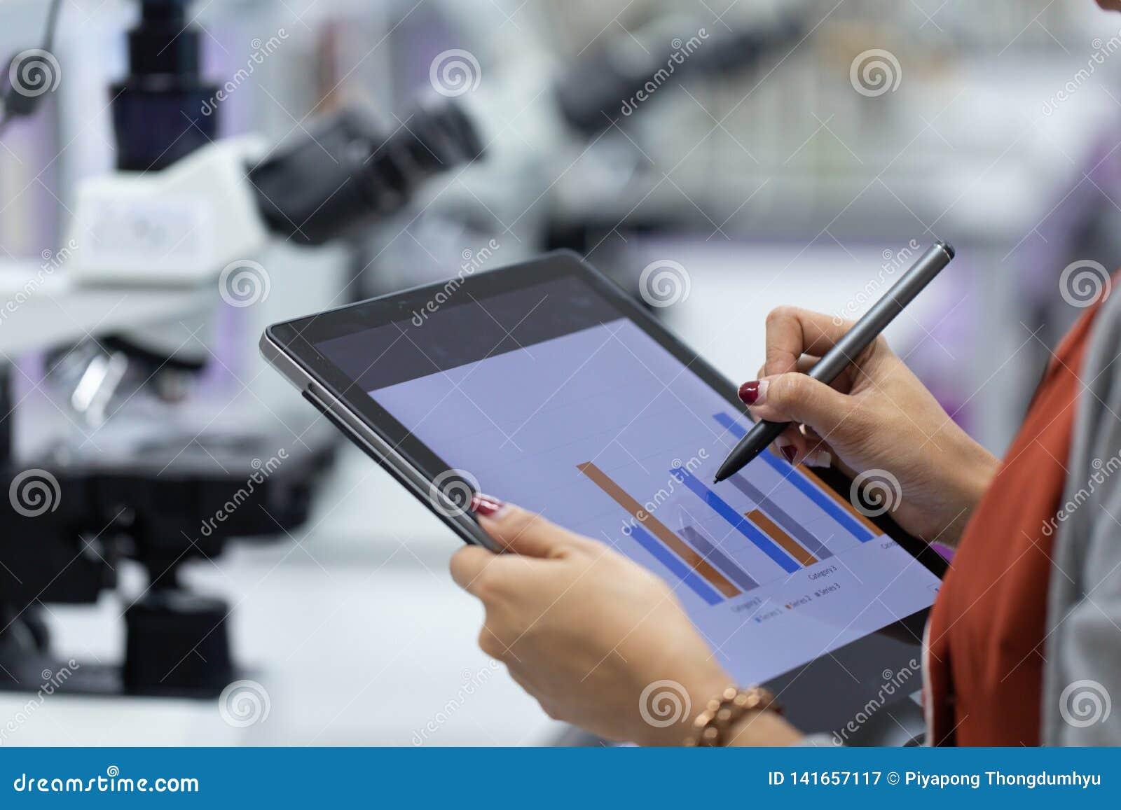 Analyse des résultats expérimentaux dans le laboratoire