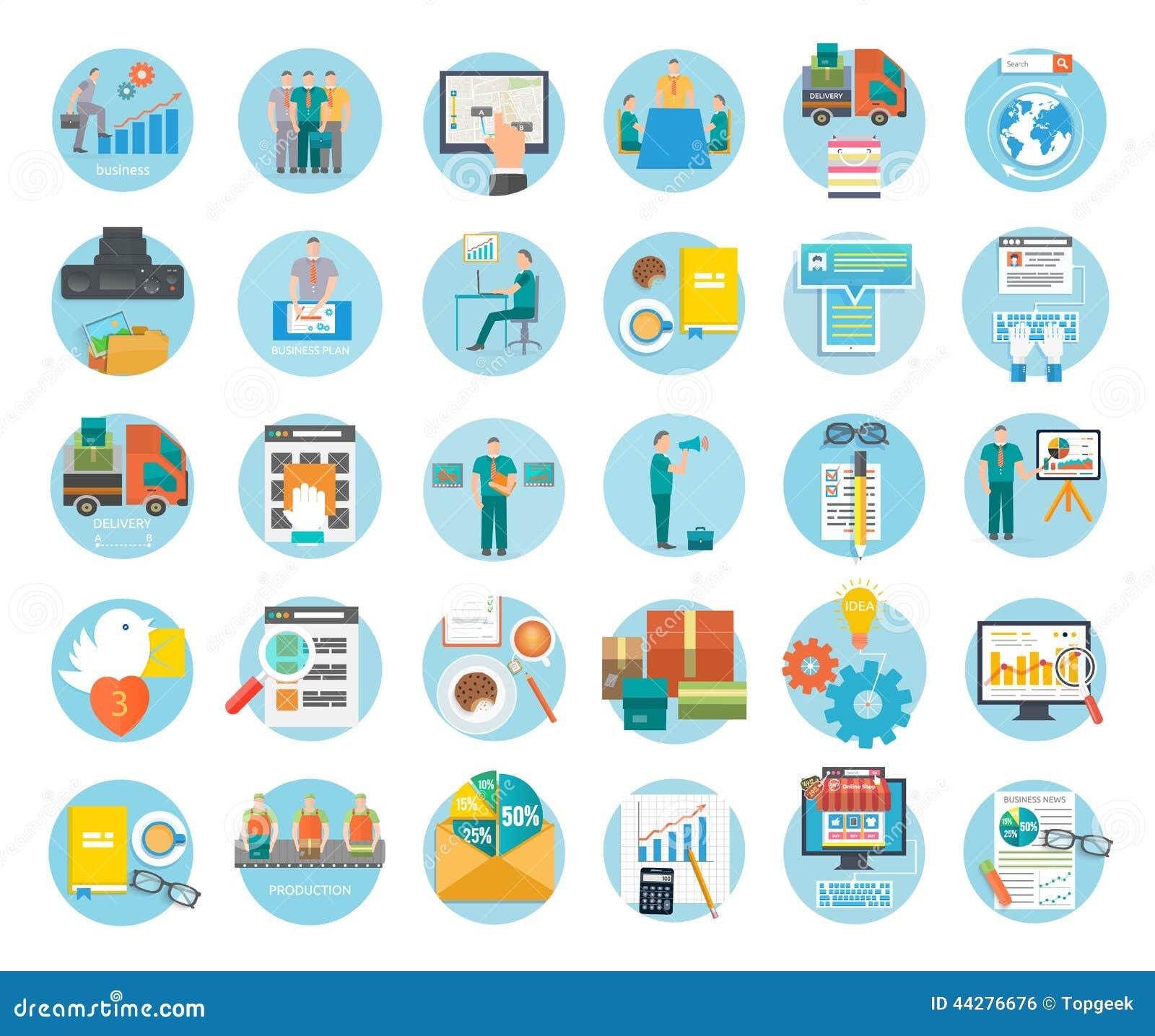 Analysez du procédé et de la livraison d achats d Internet