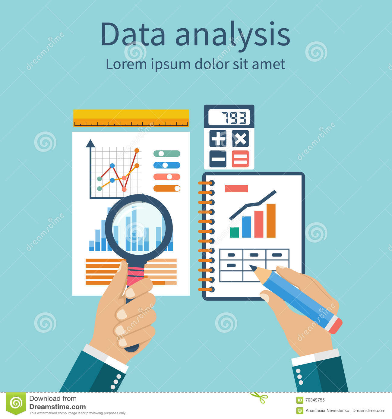 Research Design and Application for Data and Analysis