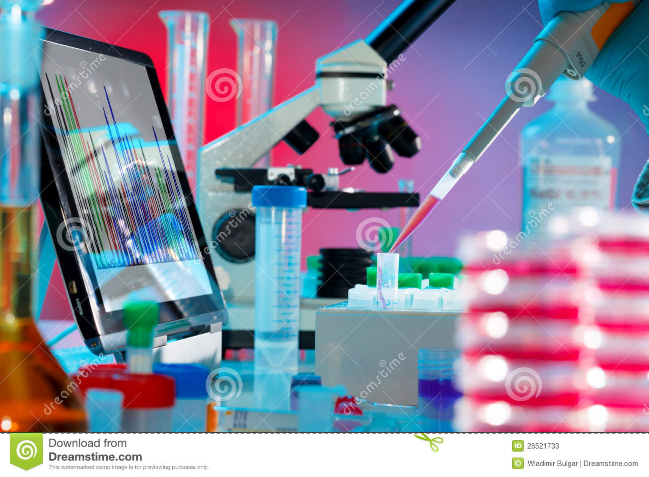 ... plan for first-in-nation DNA testing lab - Business - The Times