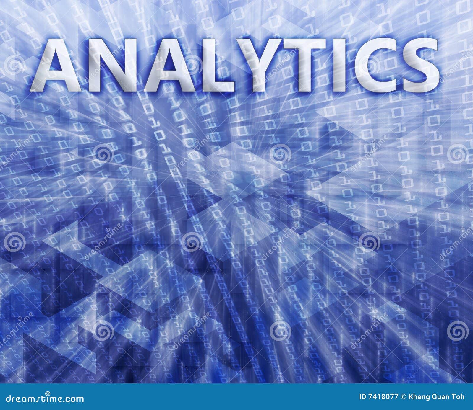 Analytics Abbildung