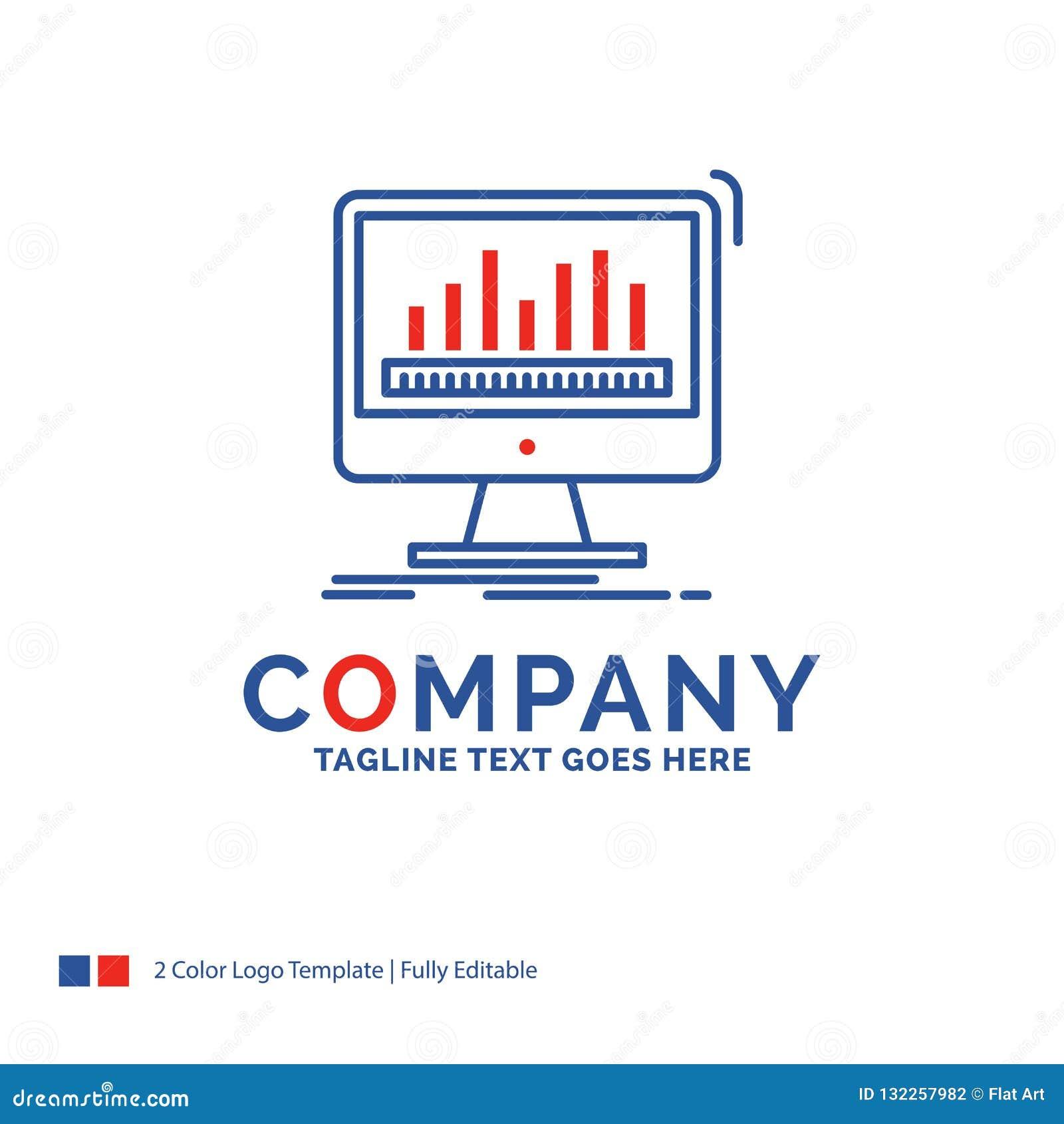 Analytics De Logo Design For De Nom De La Société, Traitant