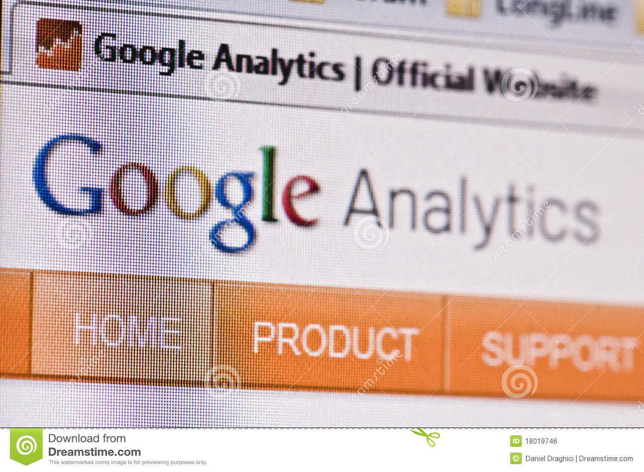 Analytics del Google