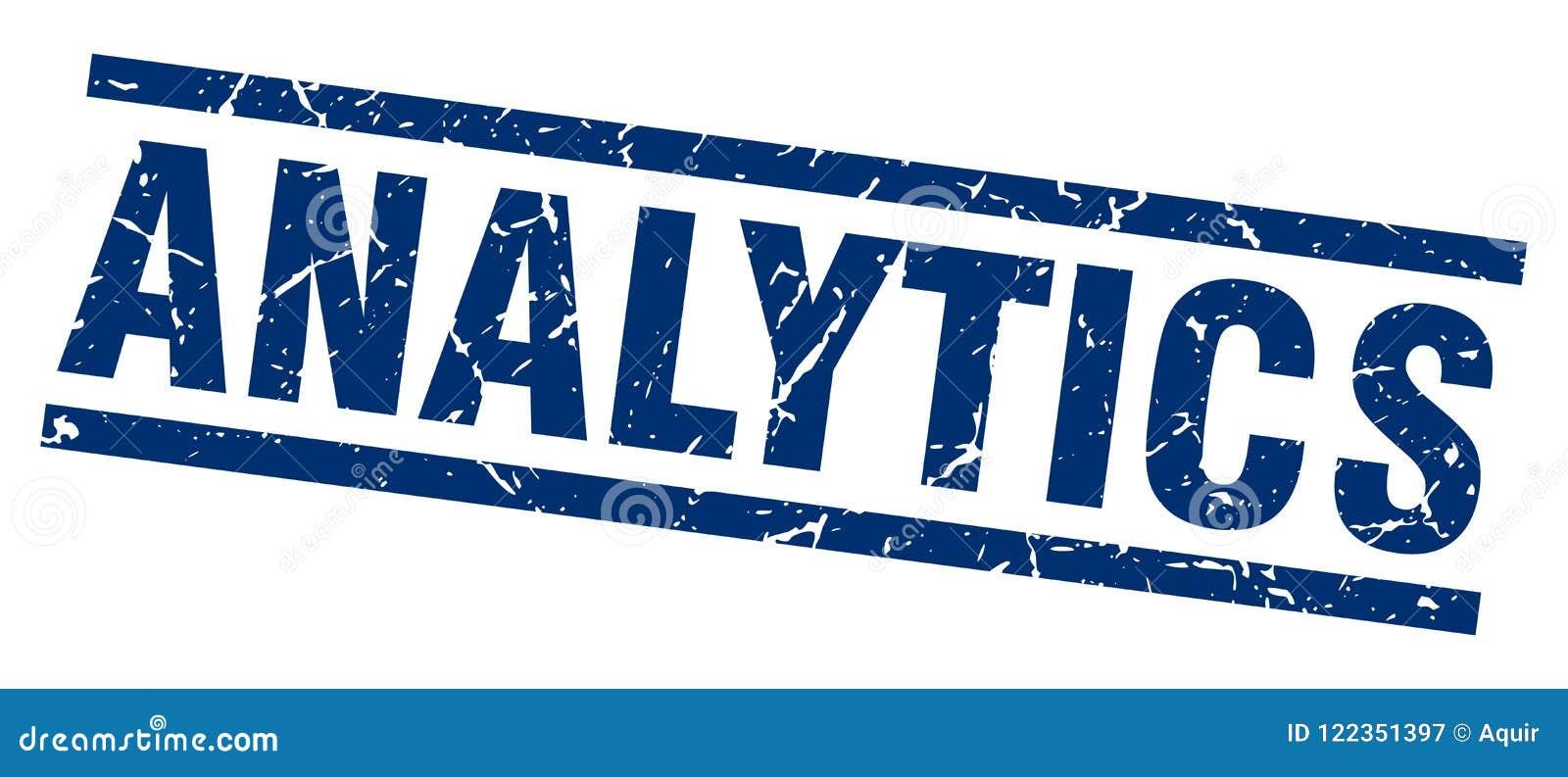 analytics stamp
