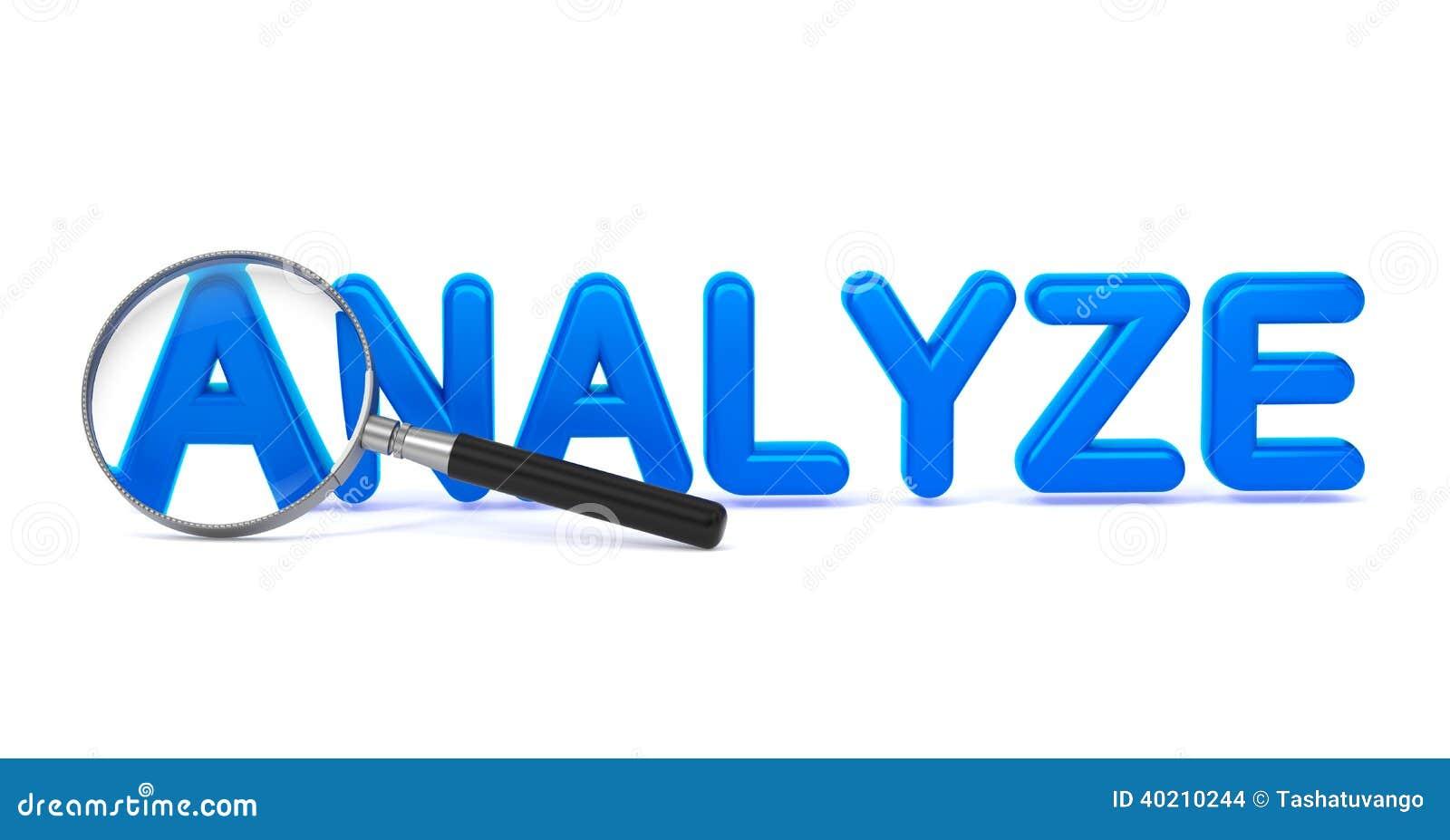 glass analysis word list
