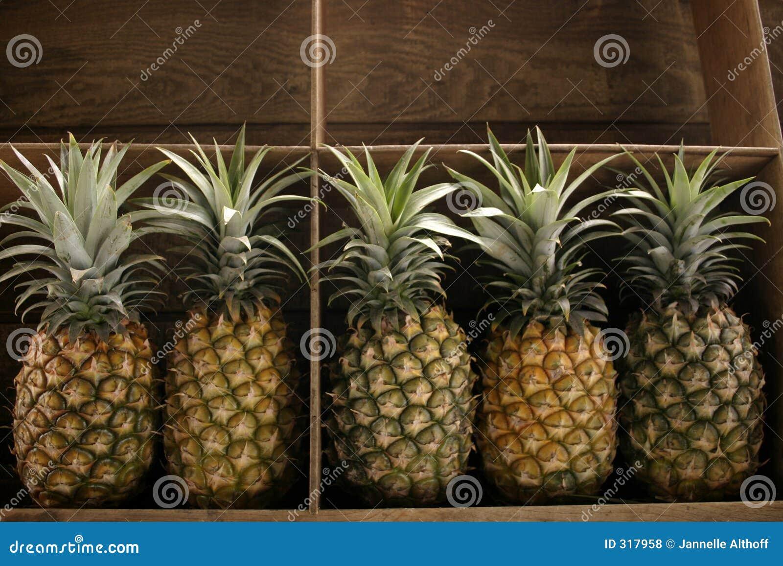 Ananas à vendre