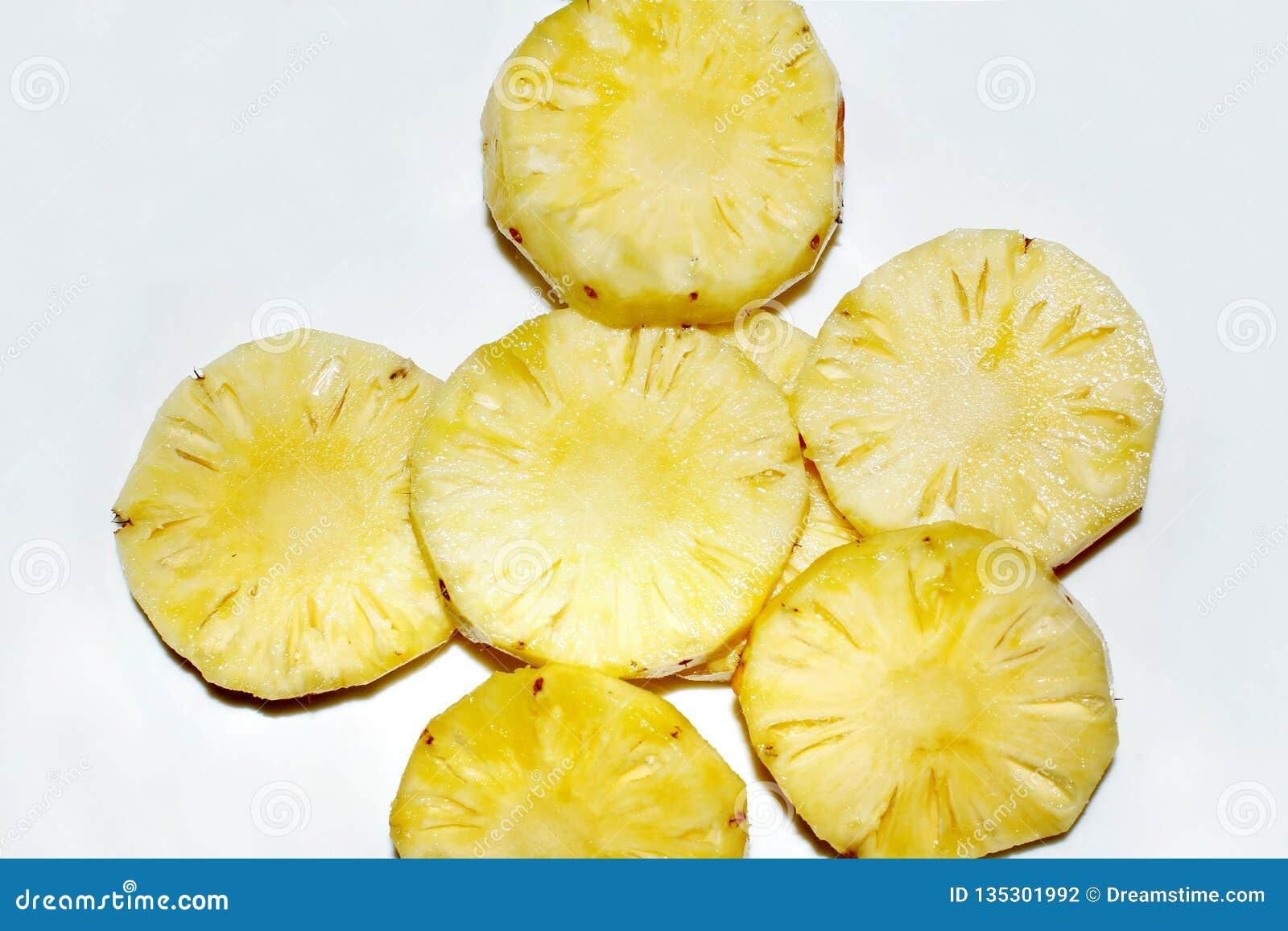 Ananas con sfuocatura
