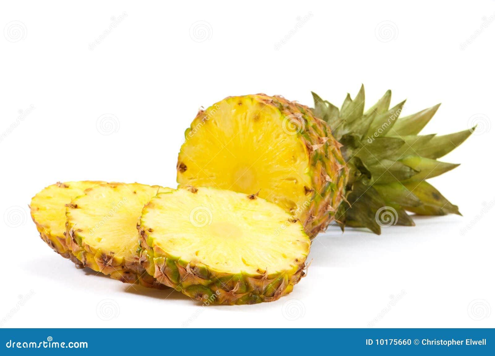 Ananas pokrajać