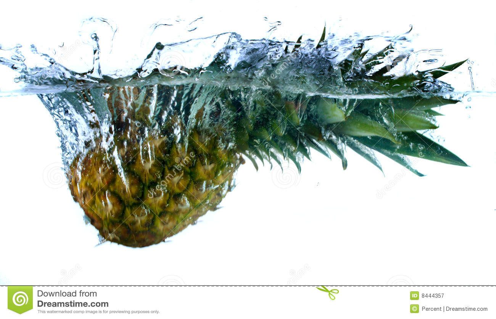 Ananasvatten