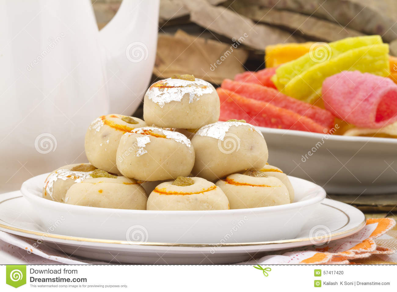 Anarkali peda stock photo image 57417420 for Anarkali indian cuisine