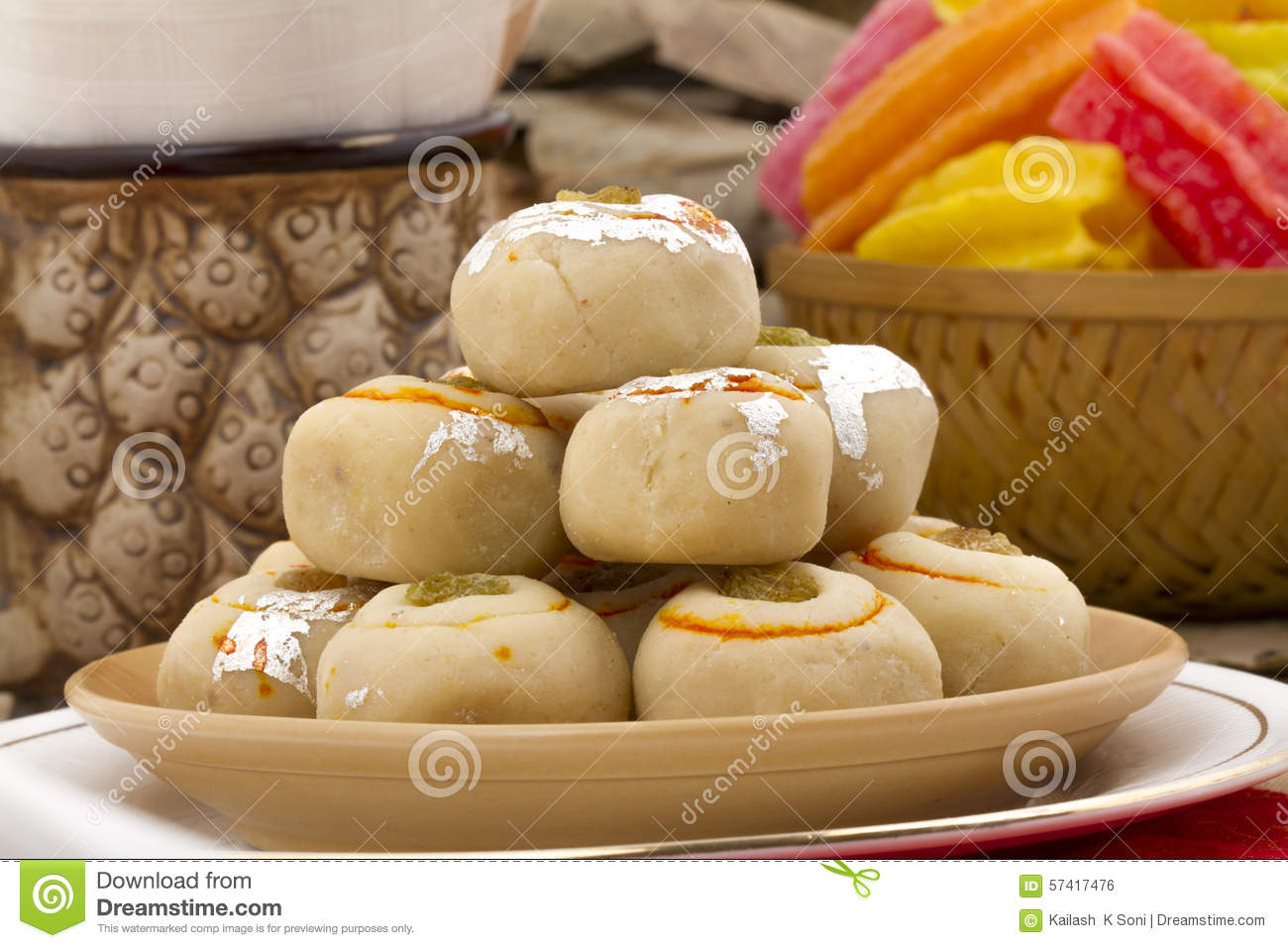 Anarkali peda stock photo image 57417476 for Anarkali indian cuisine