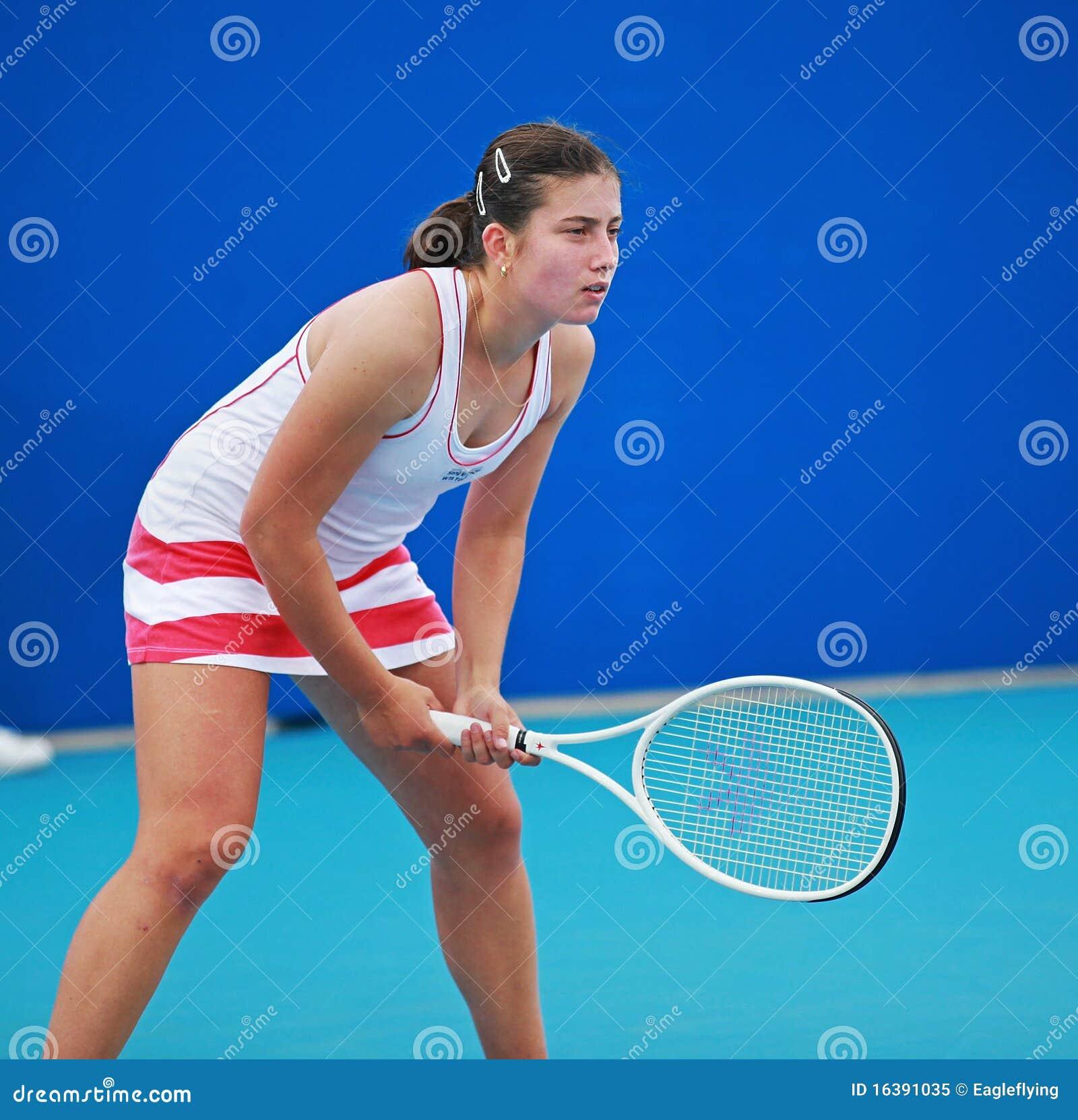 Anastasija球员专业sevastova网球