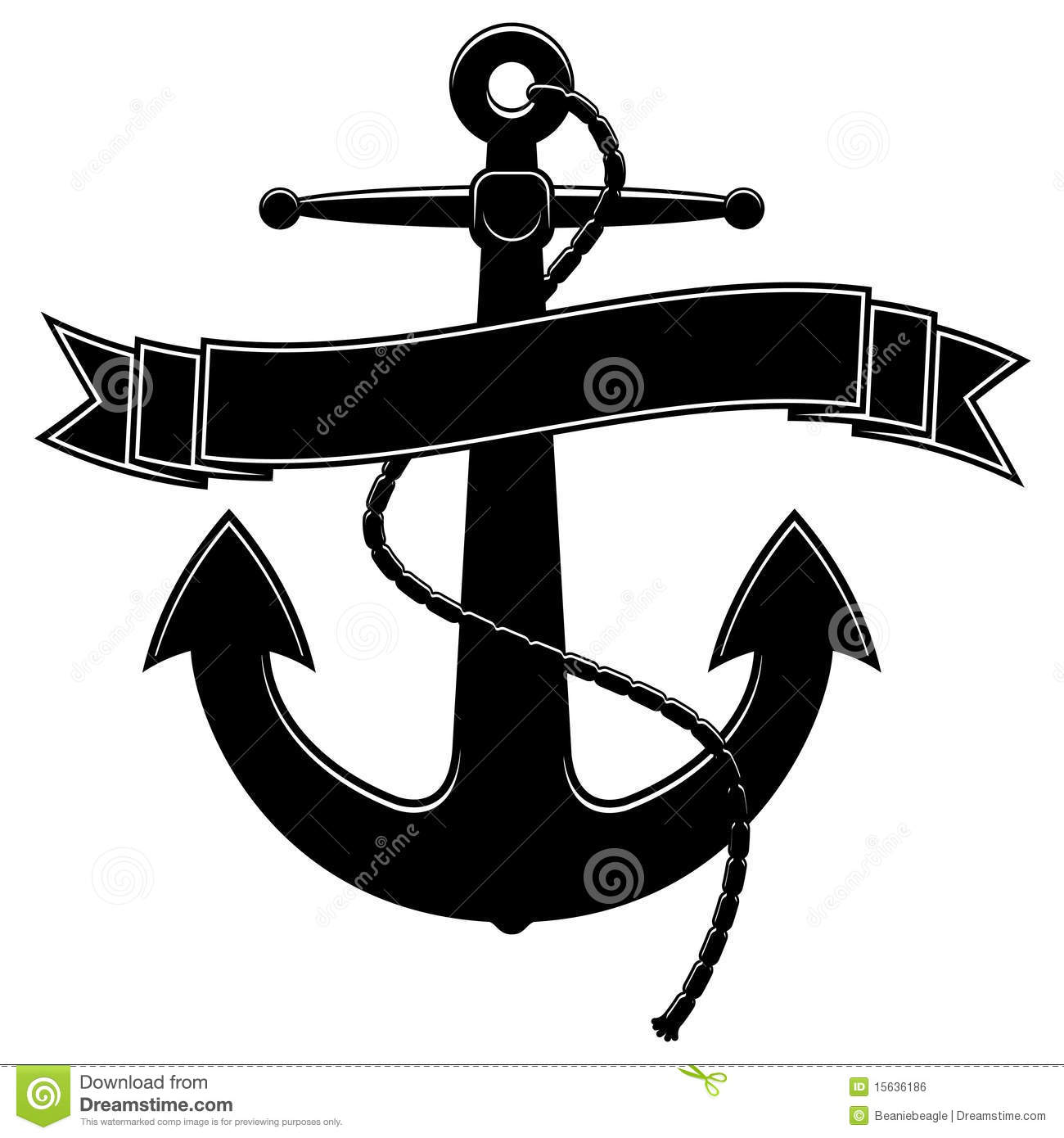 It is a graphic of Monster Printable Anchor Template