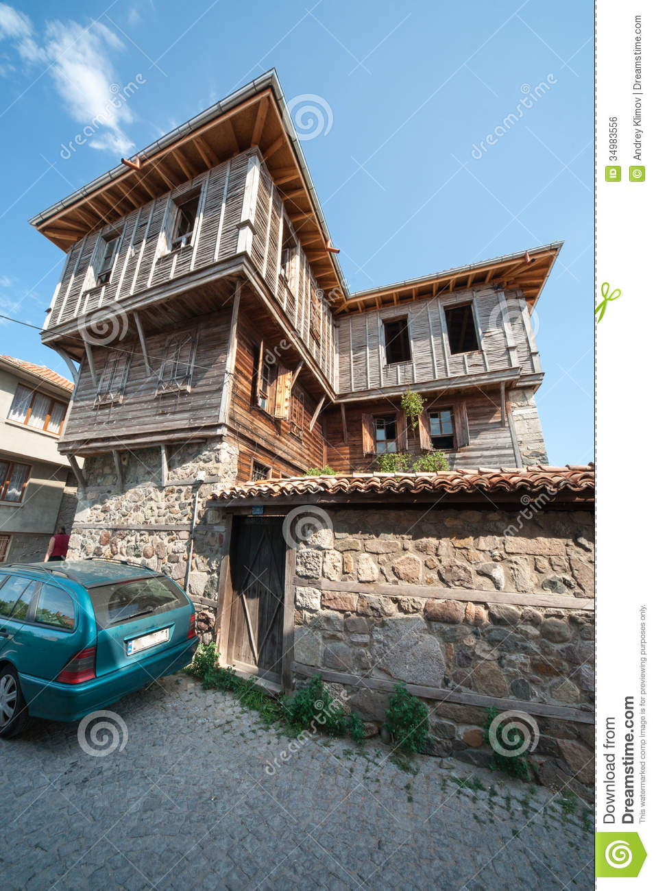 ncient rchitectural Style In Bulgaria oyalty Free Stock Image ... - ^