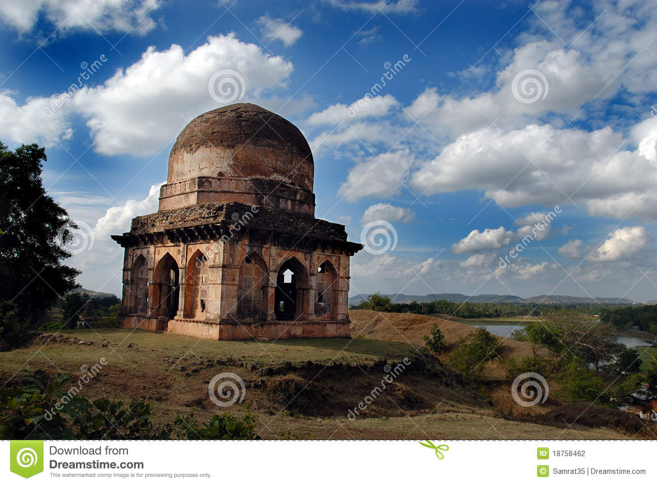 Ancient Architecture Of India Stock Photography Image