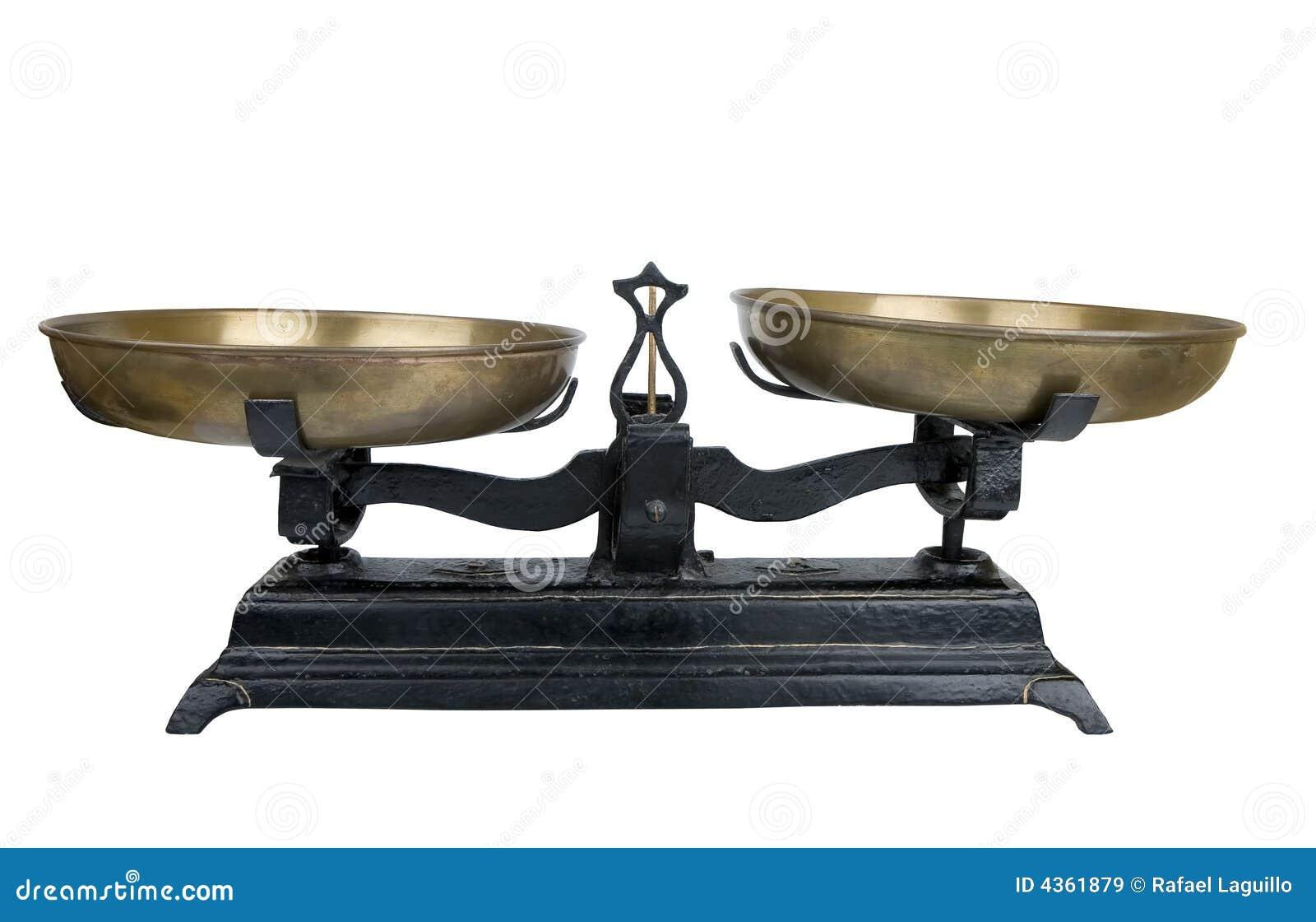Ancient balance