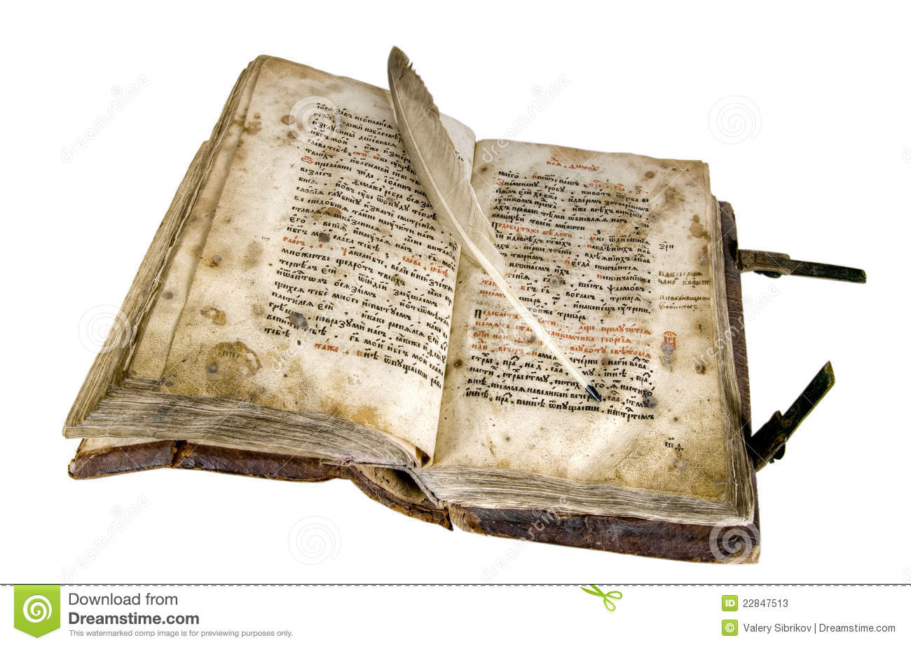 The Ancient Book Stock Photos - Image: 22847513