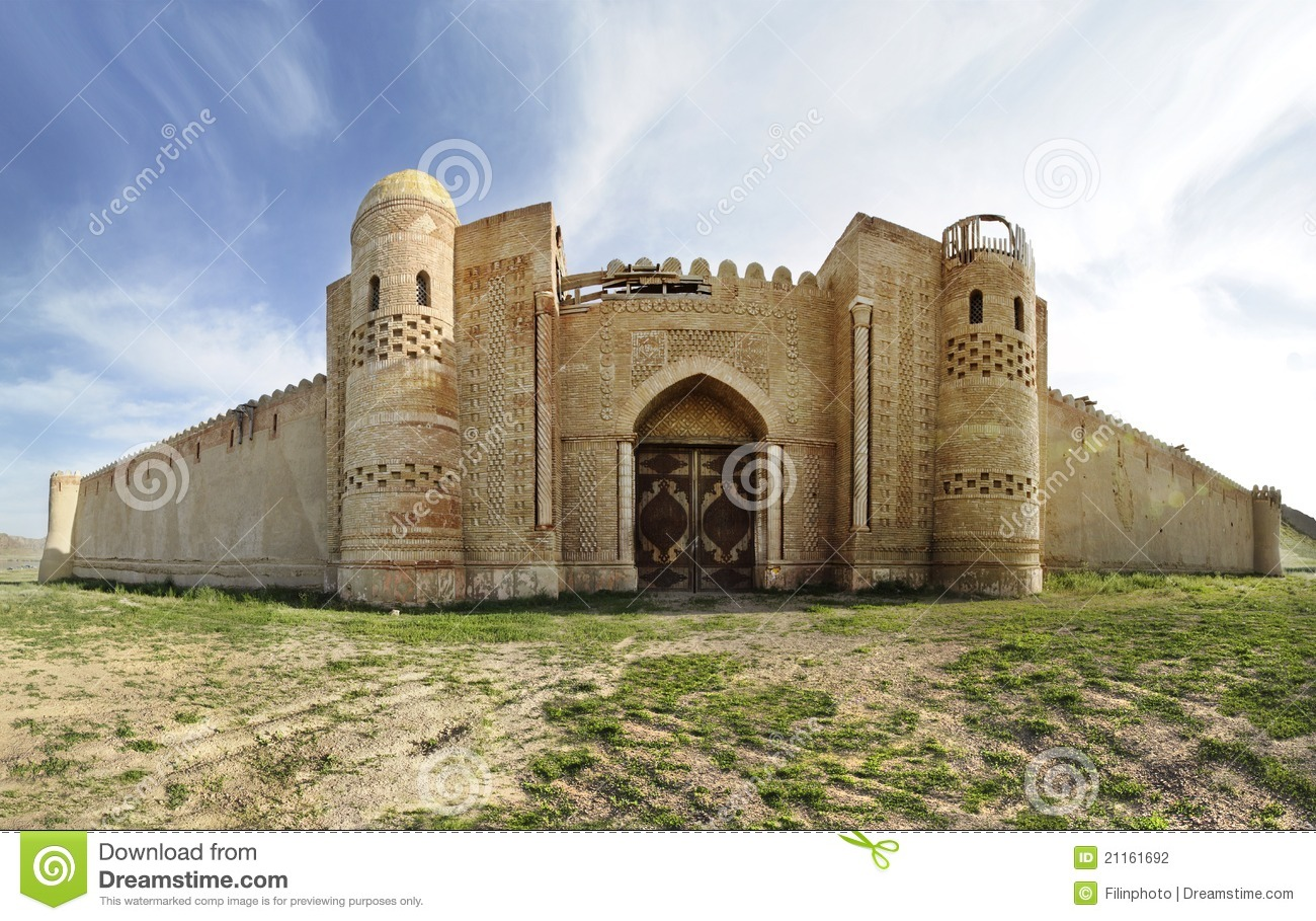 ancient castle stock photography   image 21161692
