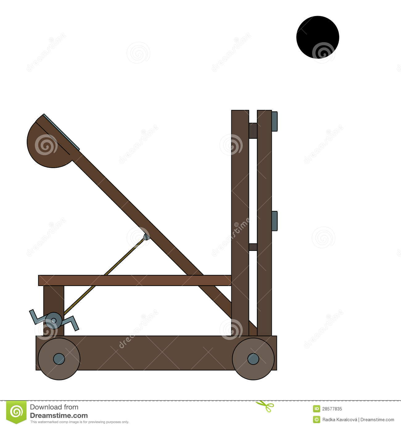 how to build a greek catapult