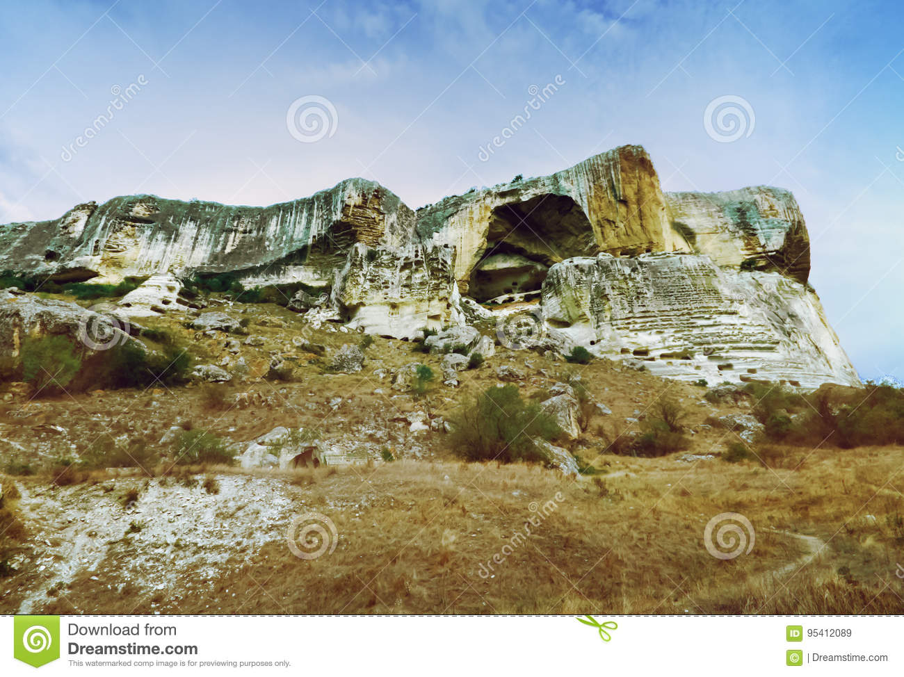 Cave city Chufut-Kale in Crimea: description, history, excursions 11