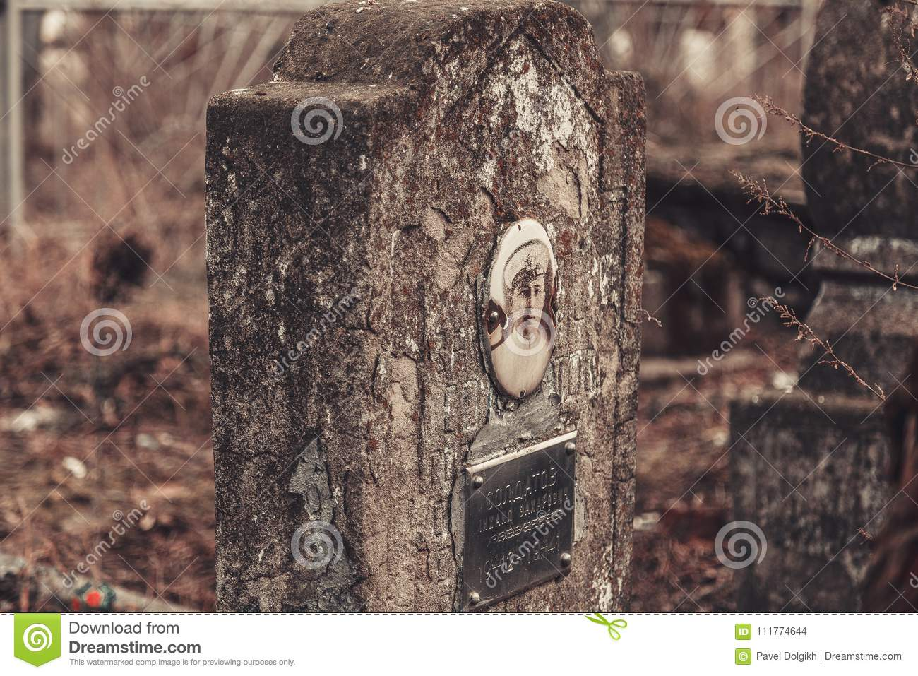Ancient cemetery tombstones monuments of angels mysticism mystery ghost spirits bring death