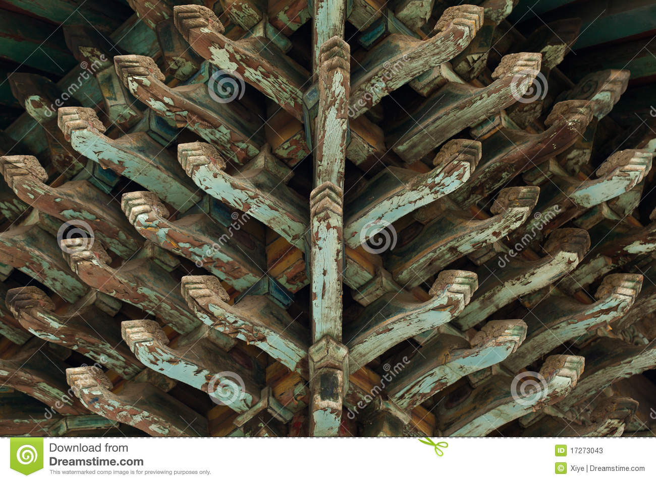 Ancient Chinese Architecture Stock Photos Image 17273043