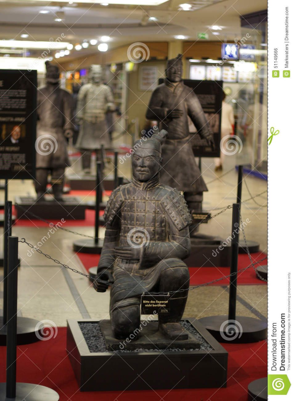 ancient chinese terracotta army editorial photo image 51149666. Black Bedroom Furniture Sets. Home Design Ideas