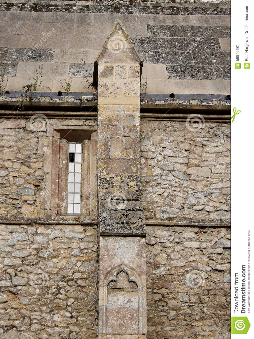 Ancient church exterior detail stock photo image 59946681 for Exterior stone work