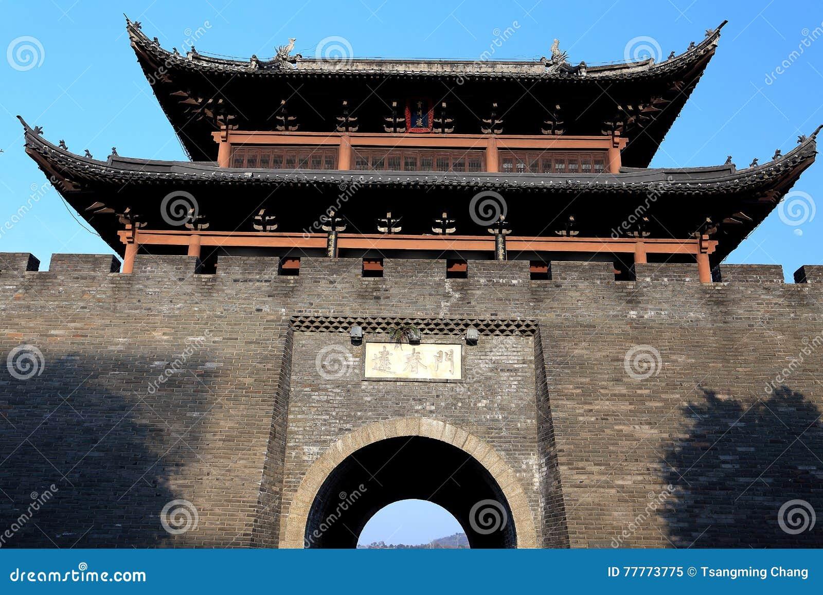 Ganzhou City