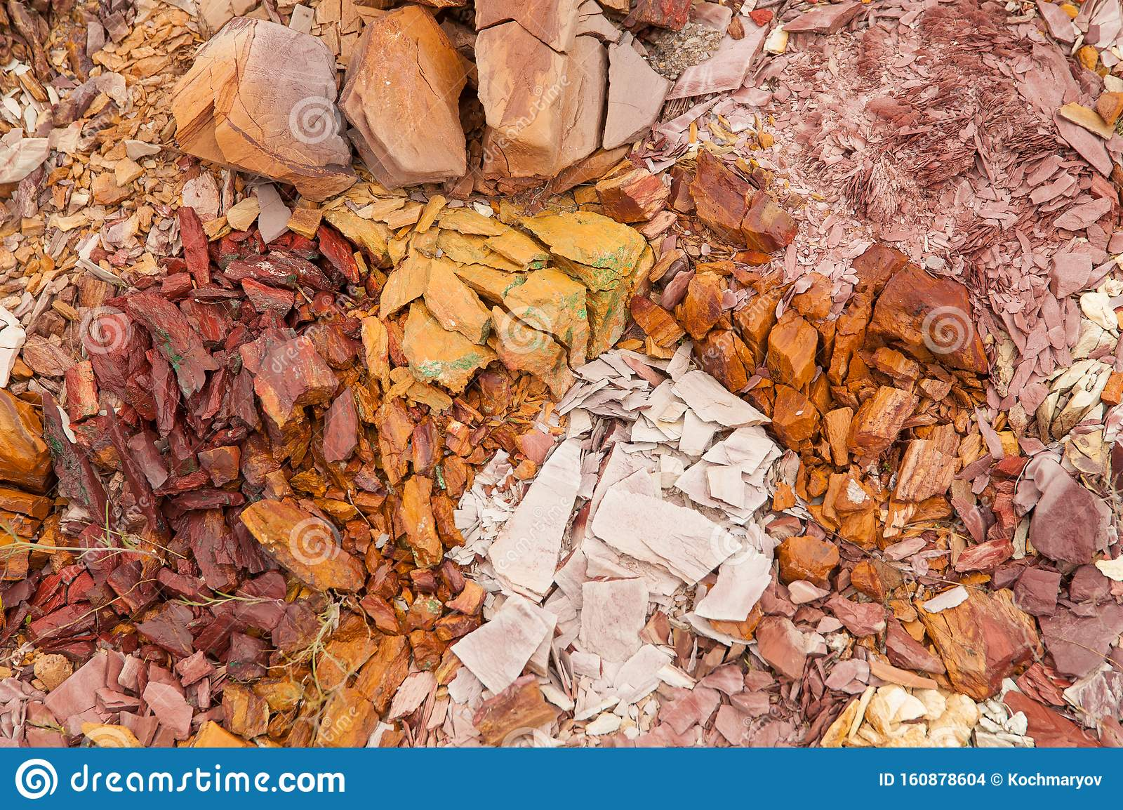 Stones and Copper