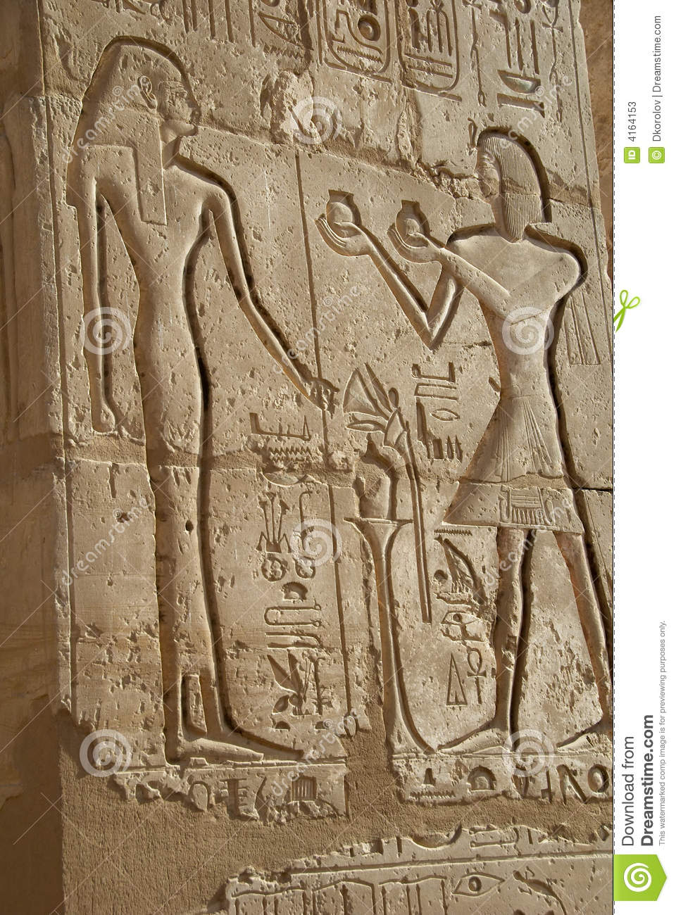 ancient egyptian bas relief stock image image of relief. Black Bedroom Furniture Sets. Home Design Ideas