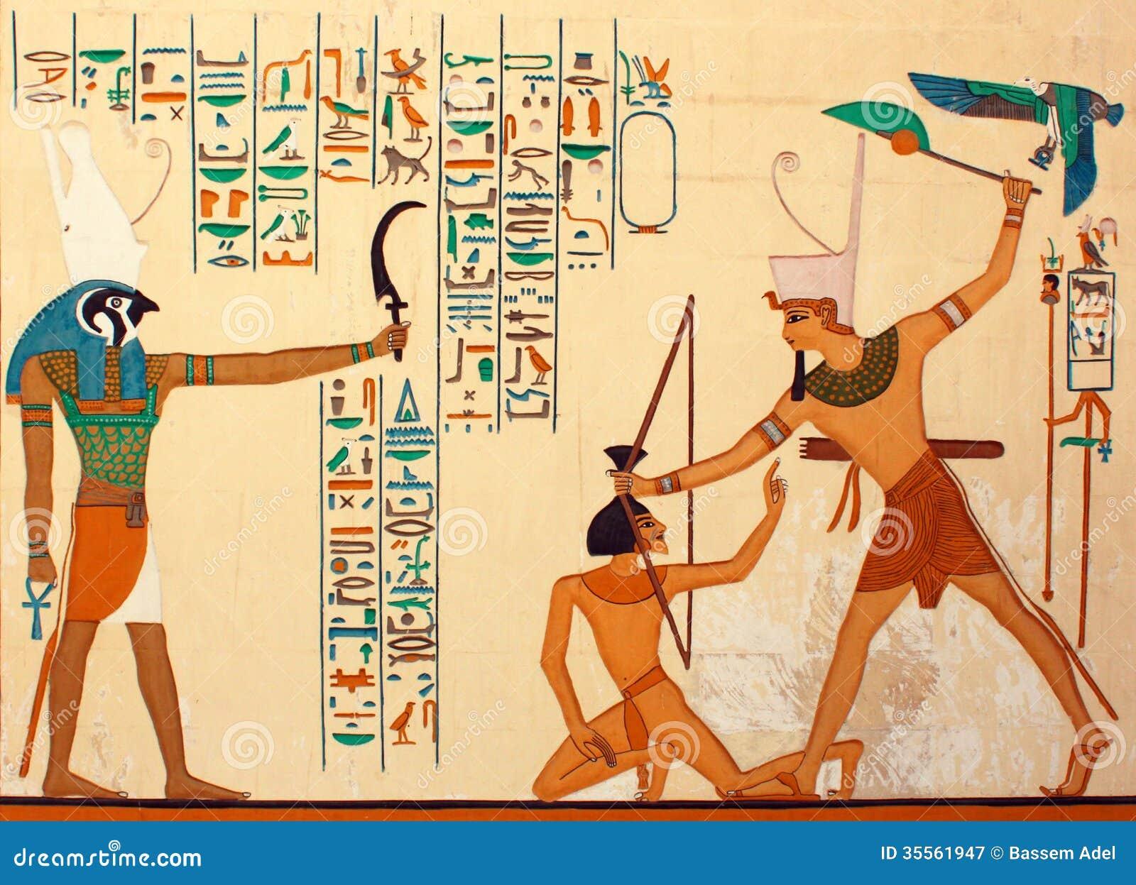 Ancient Egyptian pharaonic art  Egyptian Art