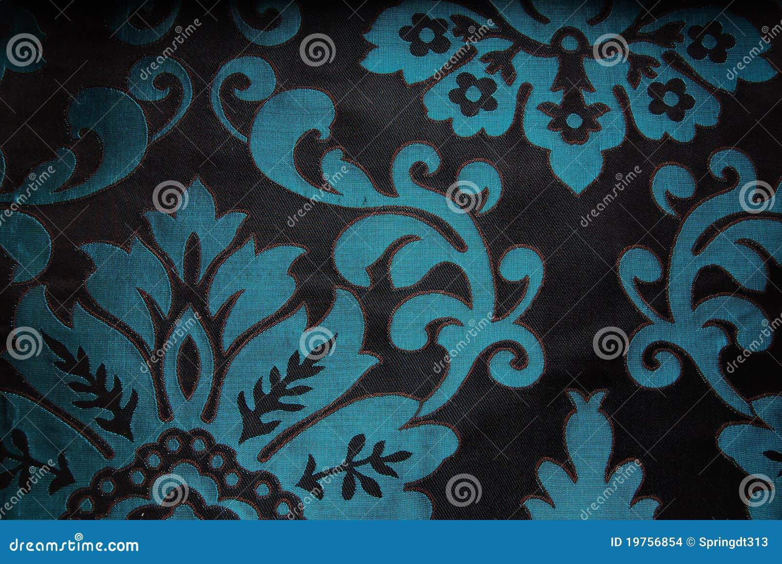 Ancient flower pattern