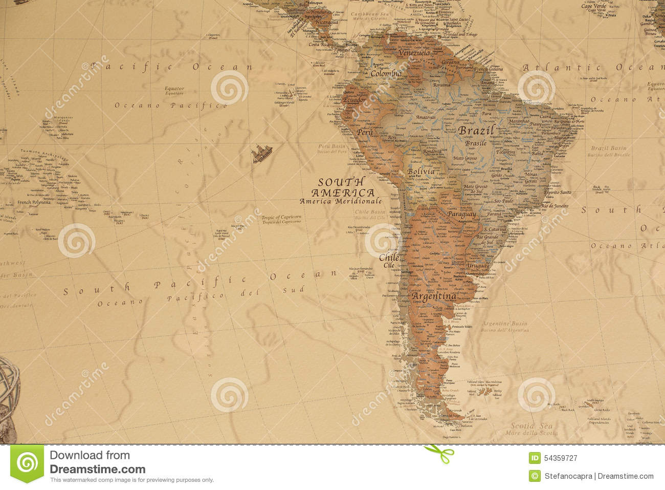 Ancient Geographic Map Of South America Stock Image - Image ... on geographic map of modern europe, geographic map of netherlands, geographic map of guadalajara, geographic map of denmark, geographic map of lebanon, geographic map of czech republic, geographic map of san salvador, geographic map of pacific ocean, geographic map of new york state, geographic map of belize, geographic map of serbia, geographic map of arab countries, geographic map of hong kong, geographic map of the caribbean, geographic map of scandinavia, geographic map of far east, geographic map of ghana, geographic map of bahrain, geographic map of japan, geographic map of gobi desert,