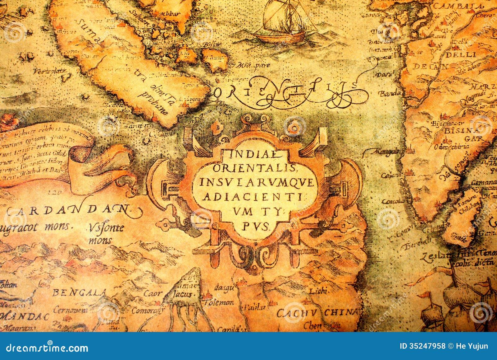 ancient global map royalty - photo #1