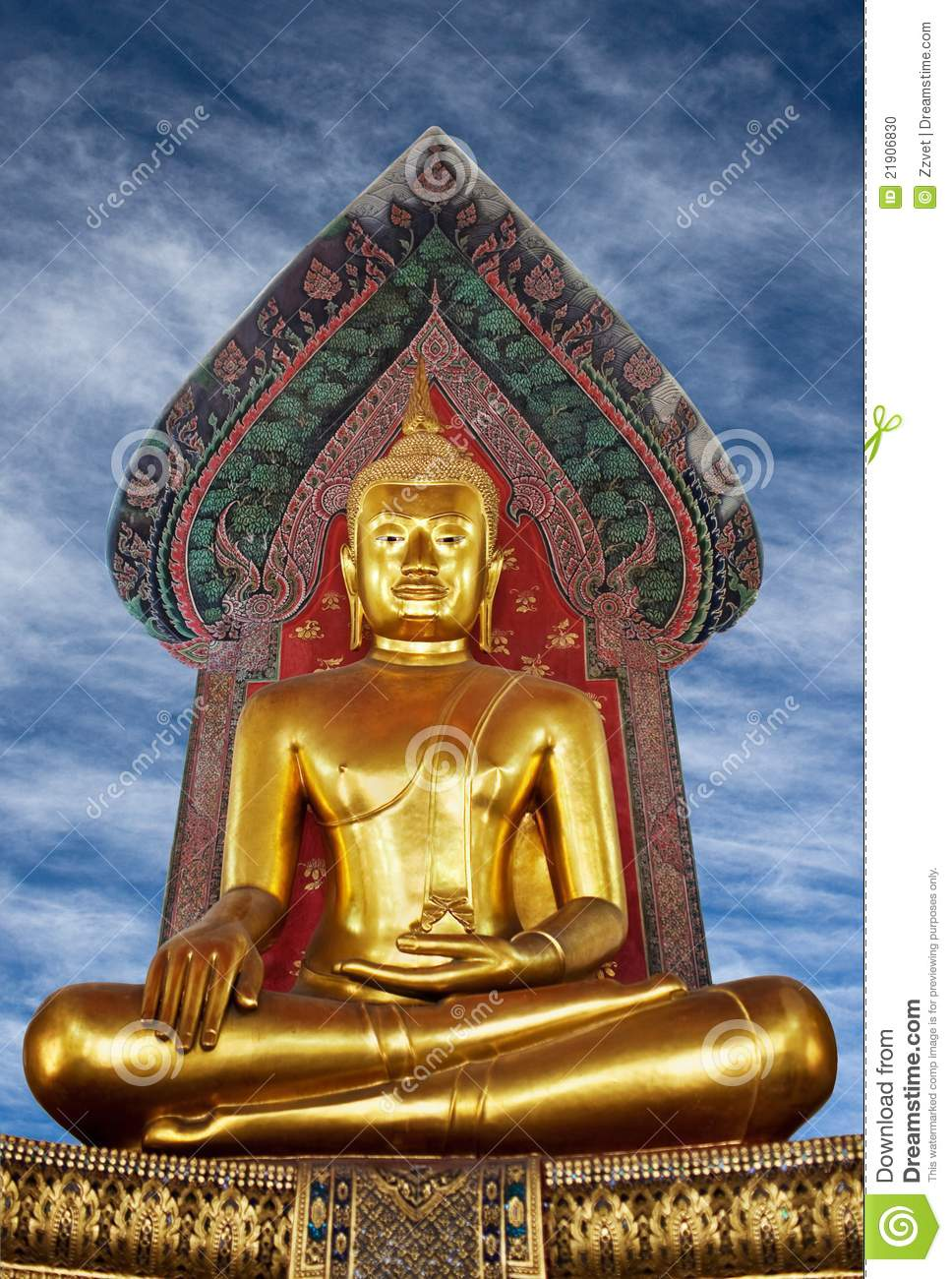 More similar stock images of ` Ancient golden Buddha `