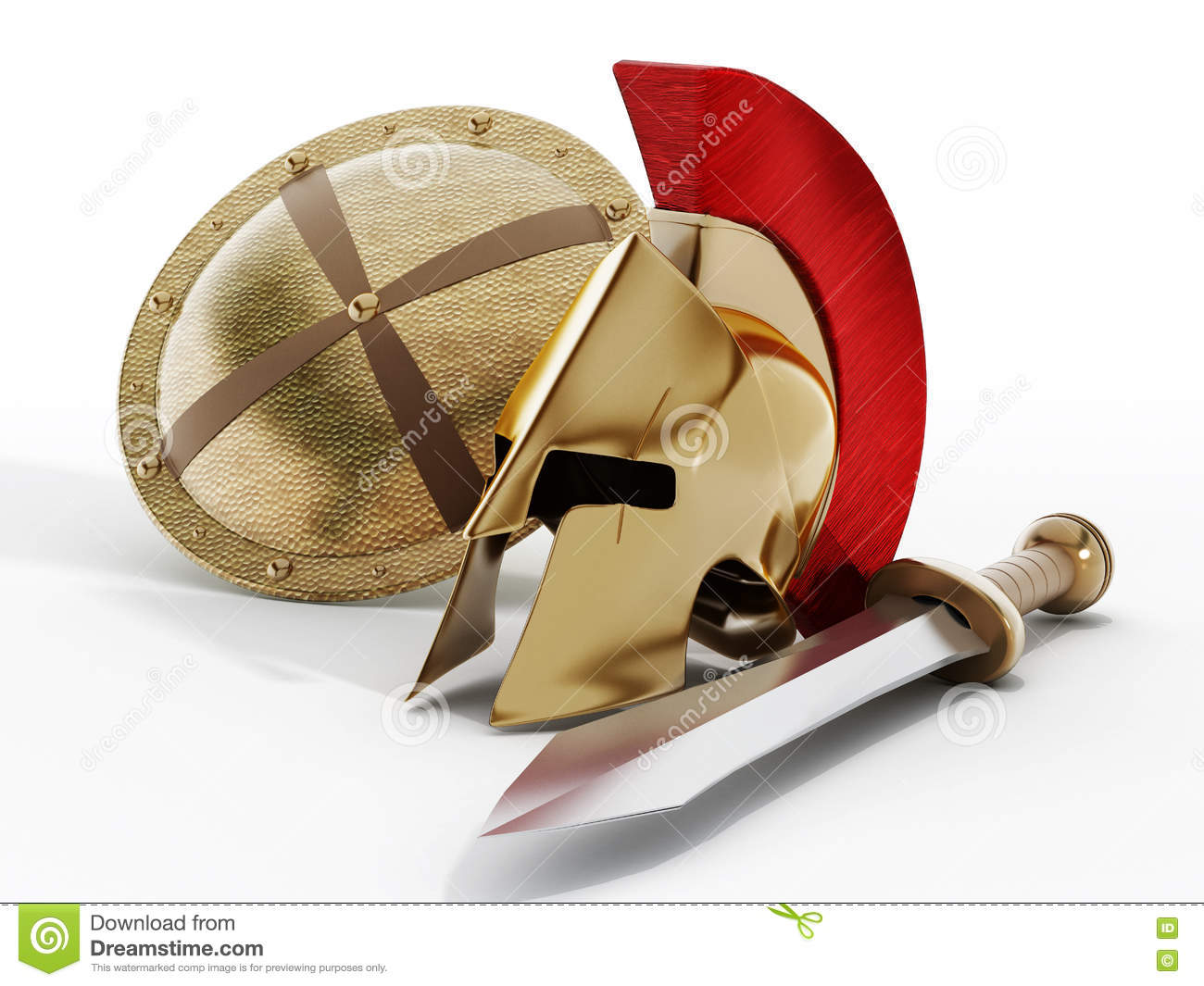 Ancient Greek weapons, swords, daggers and spears ...