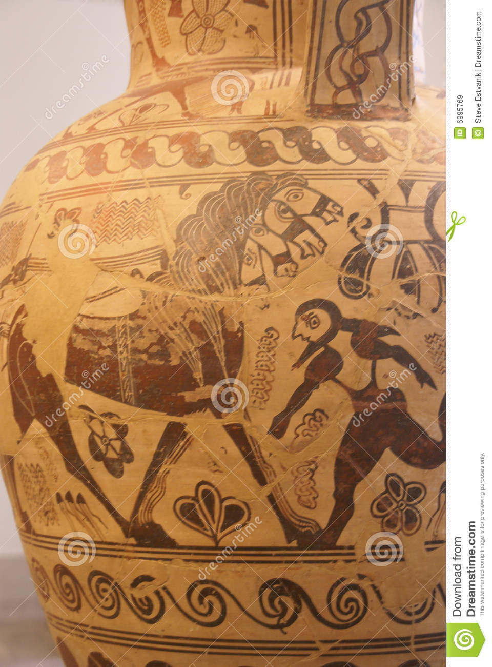 Ancient greek vase painting stock image image 6995769 ancient greek vase painting reviewsmspy