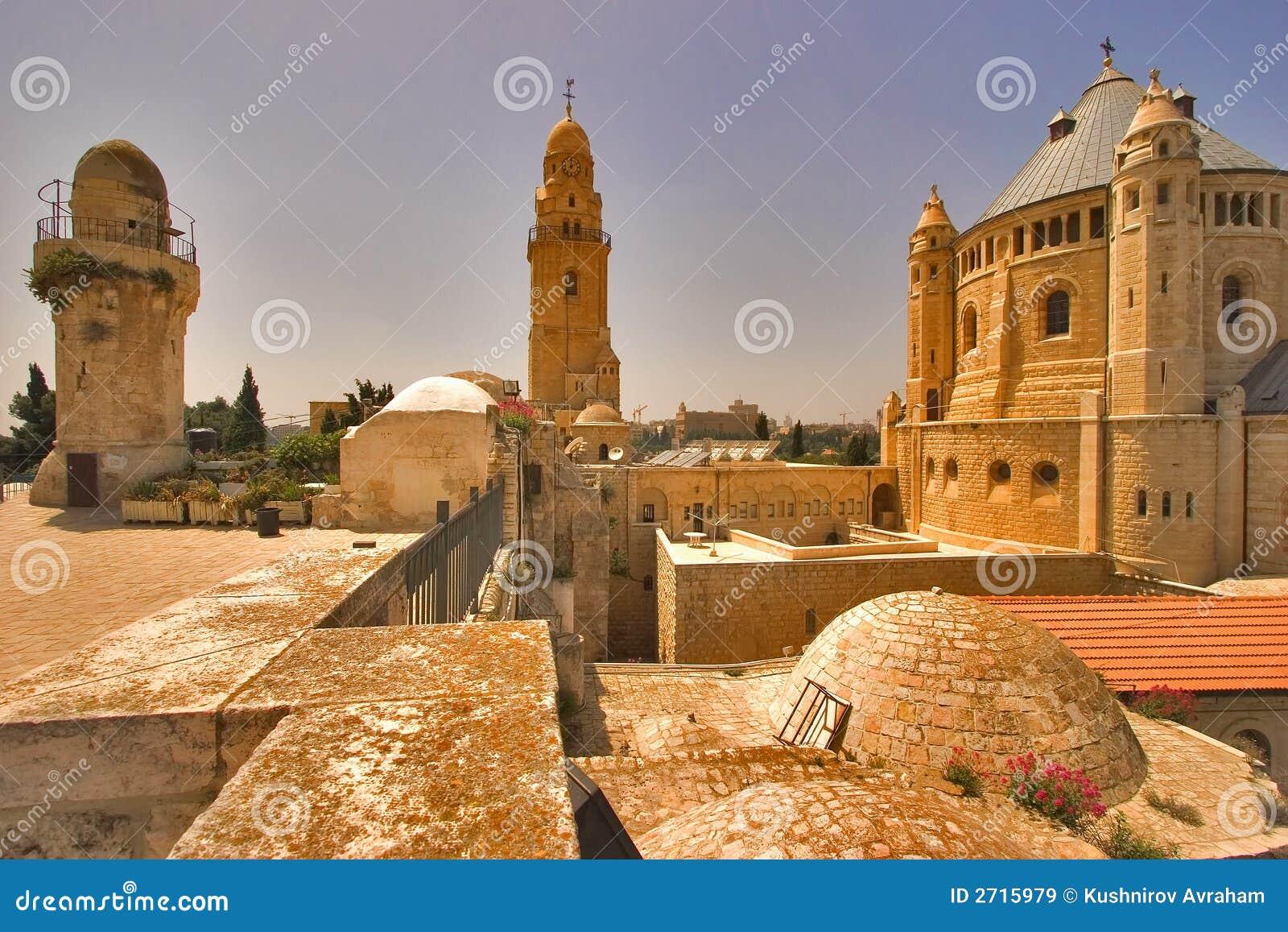 Ancient Jerusalem Royalty Free Stock Images Image 2715979