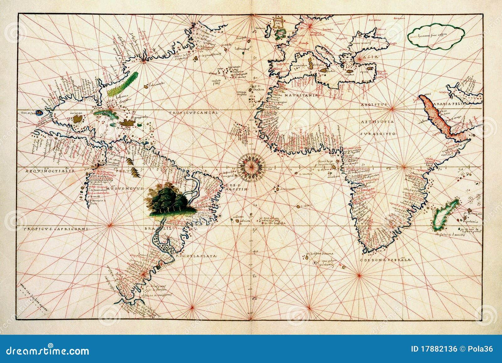 ancient global map royalty - photo #28