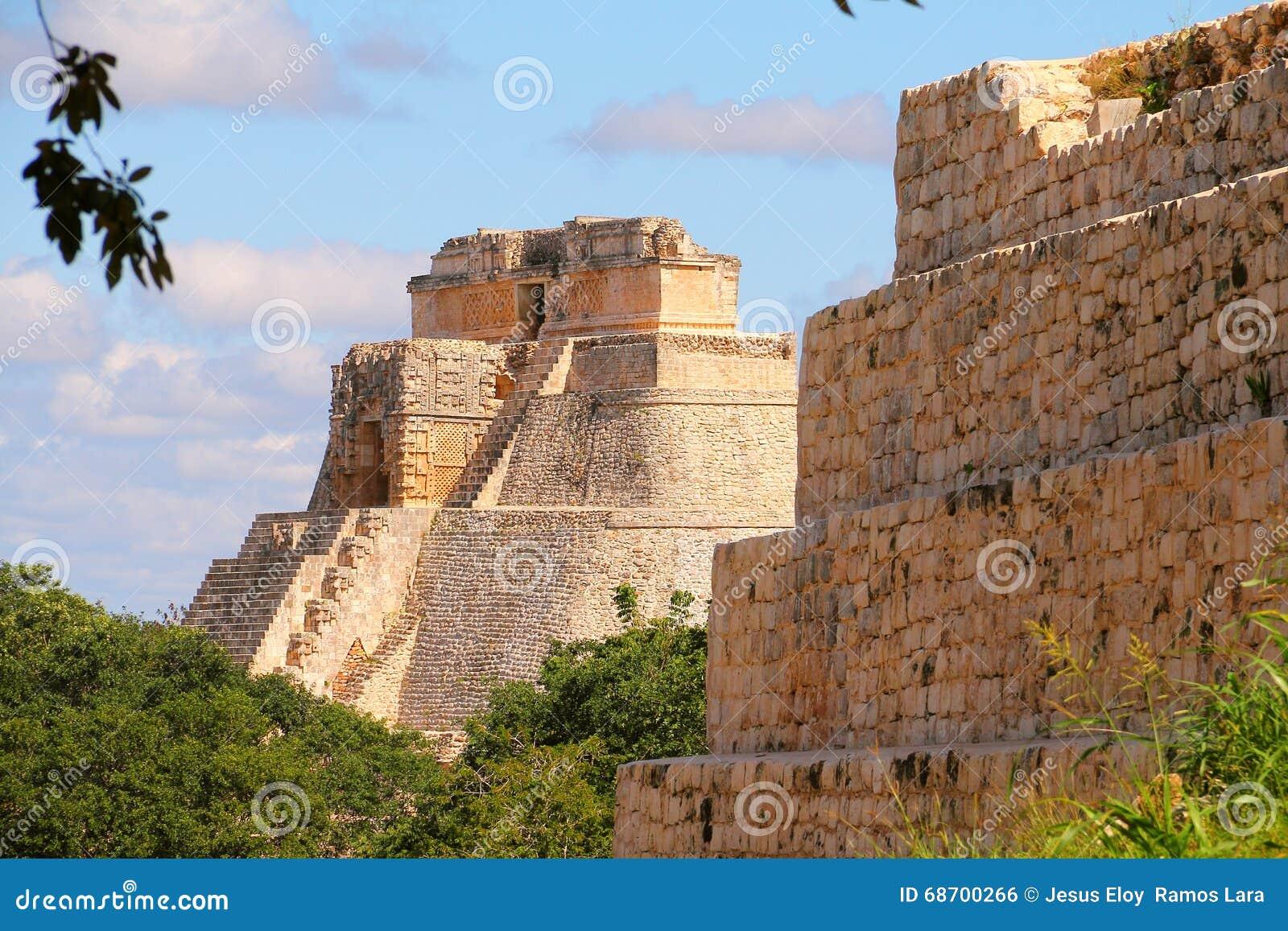 Ancient Maya city of Uxmal V