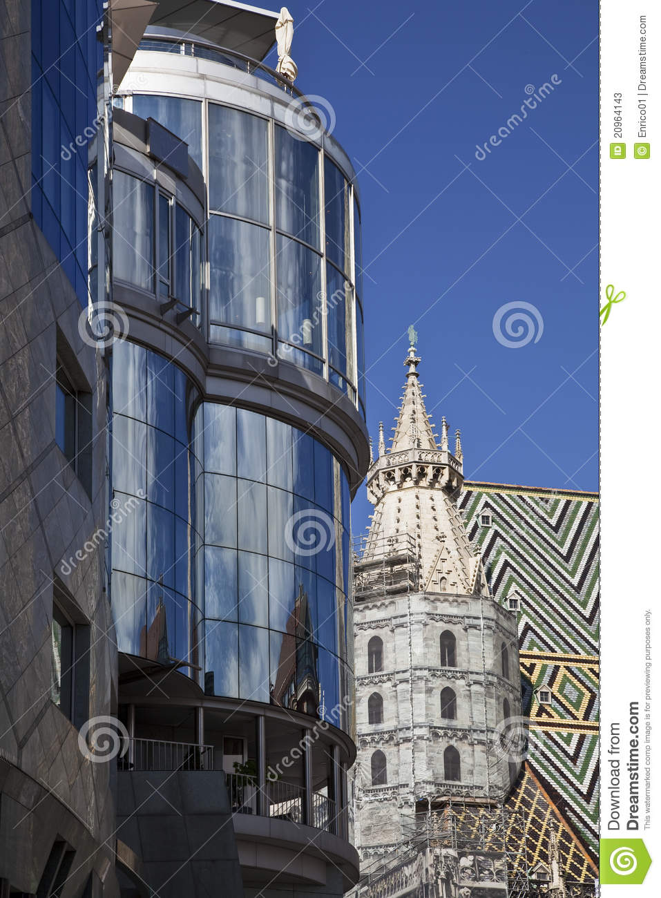 ancient and modern architecture stock photos image 20964143