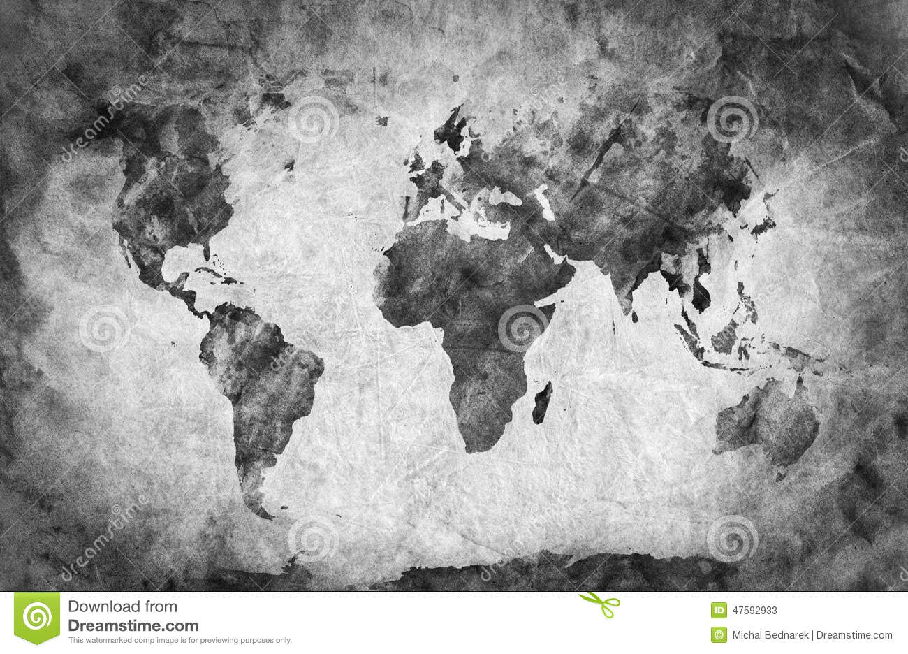 Ancient old world map pencil sketch vintage background stock ancient old world map pencil sketch vintage background royalty free illustration download ancient gumiabroncs Images